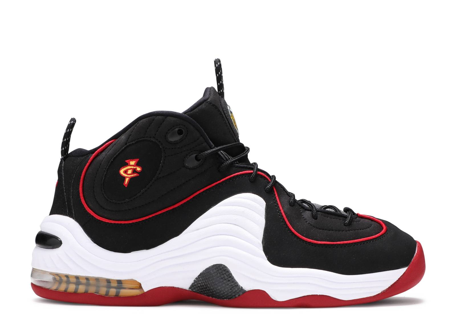"Air Penny 2 'Heat' ""miami heat 2016 release"""