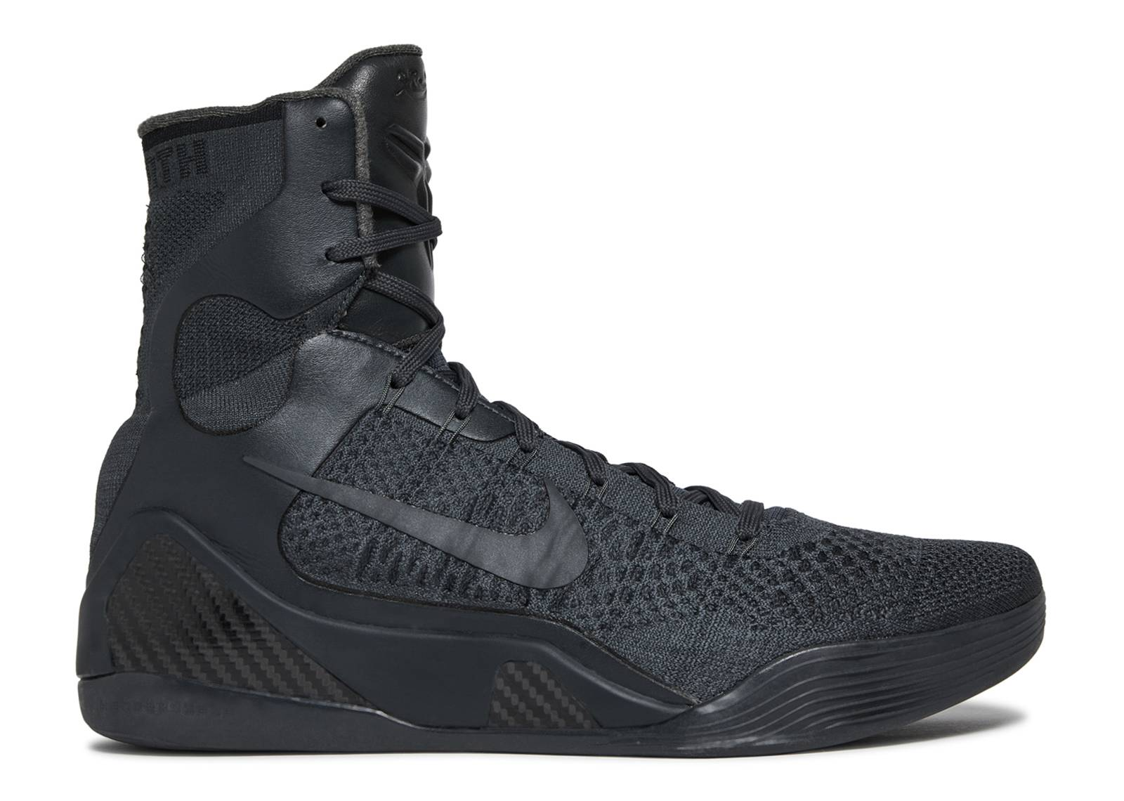 "kobe 9 elite ftb ""fade to black"""