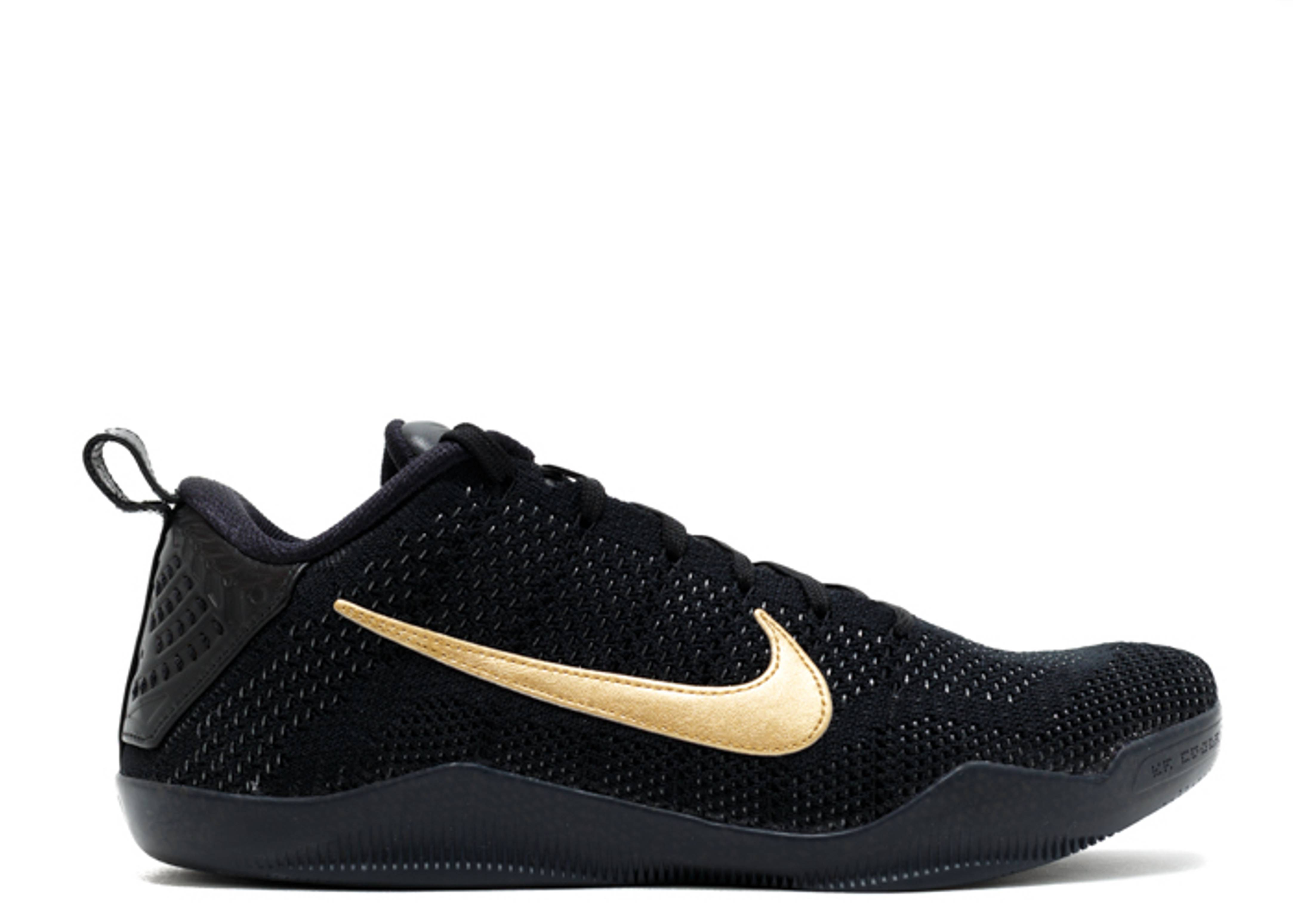 "kobe 11 elite low ftb ""fade to black"""