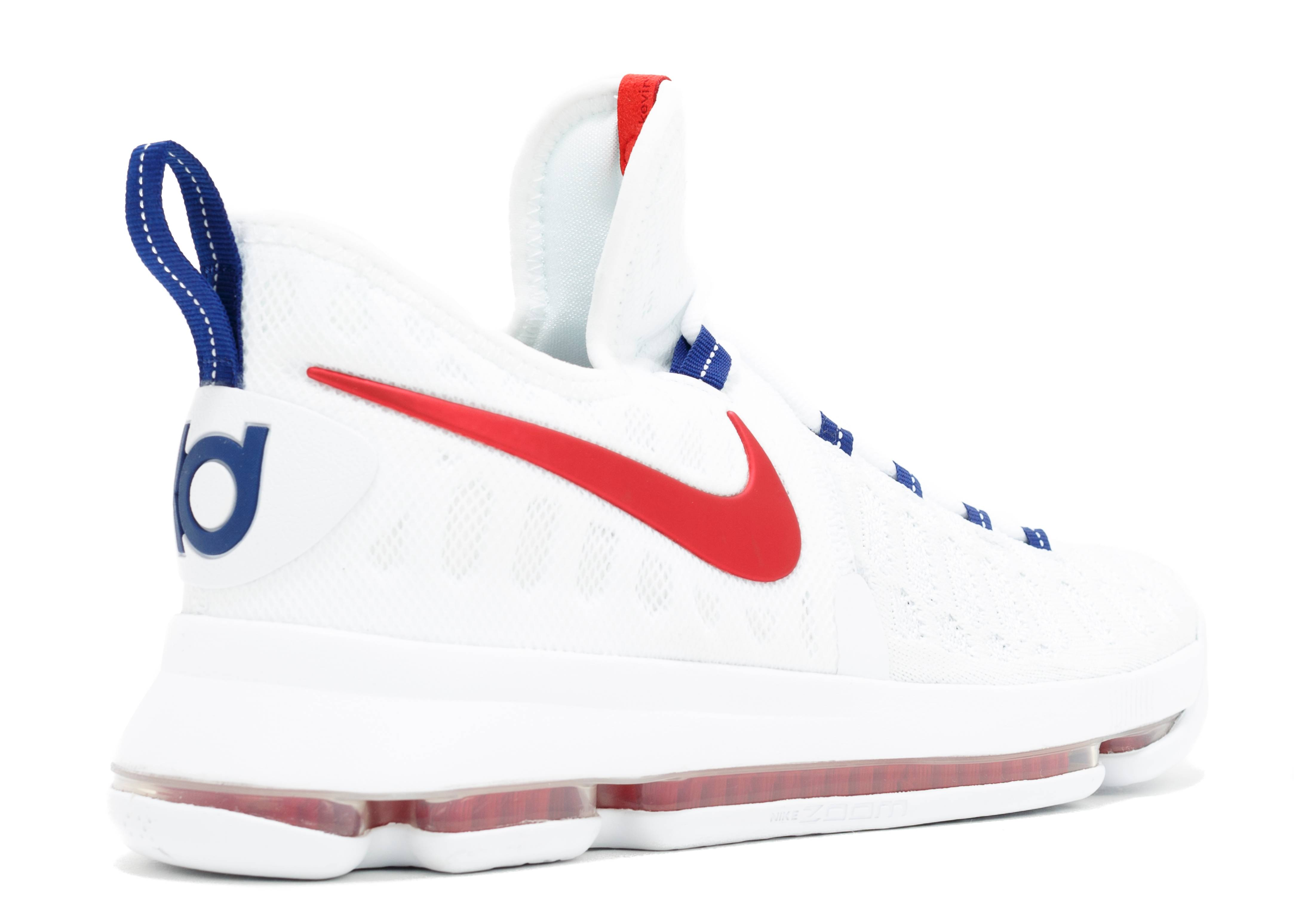 ff772e0a02c ... best zoom kd 9 usa nike 843392 160 white university red flight club  d32cf d4cca