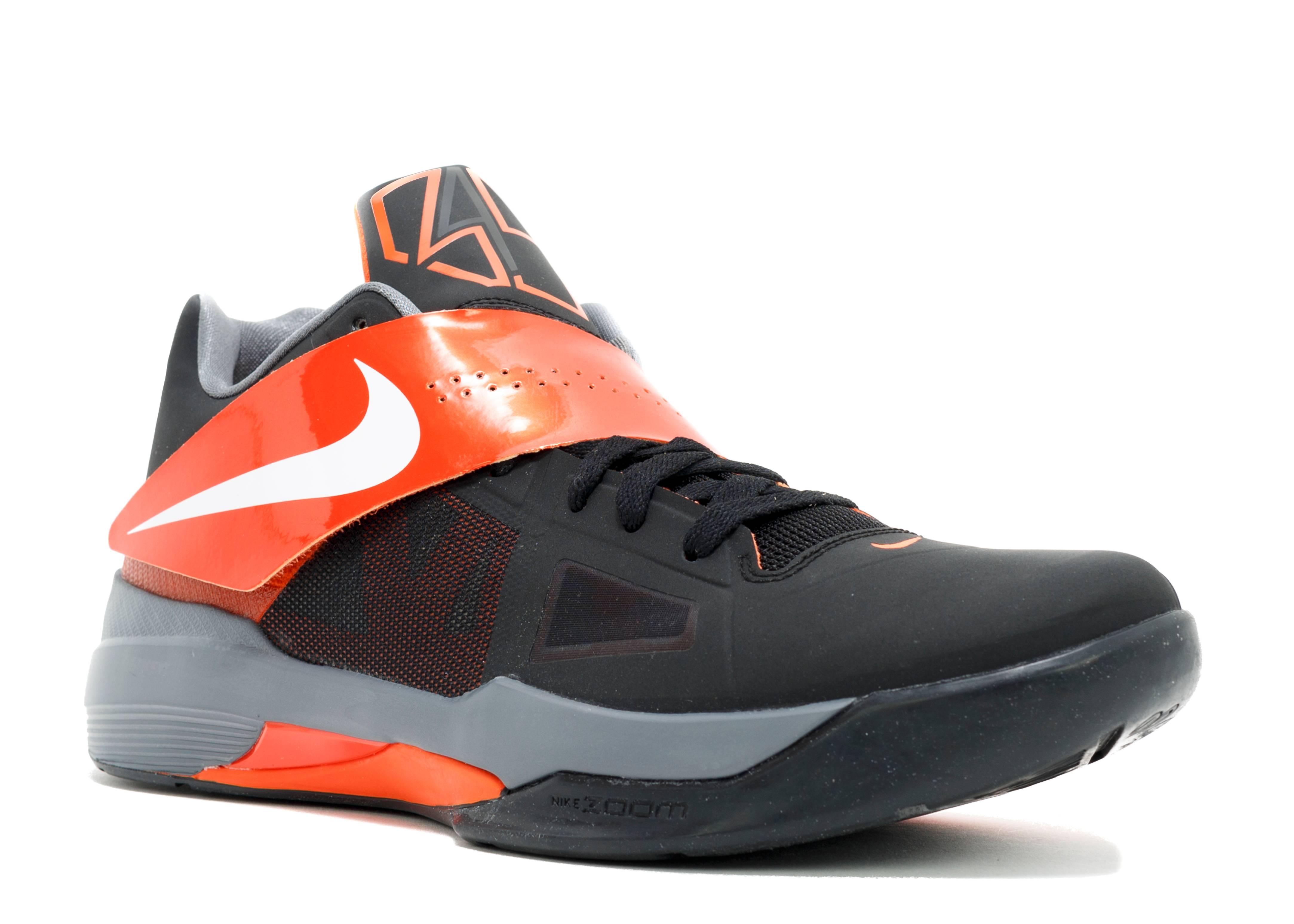Kd 5 Black And Orange