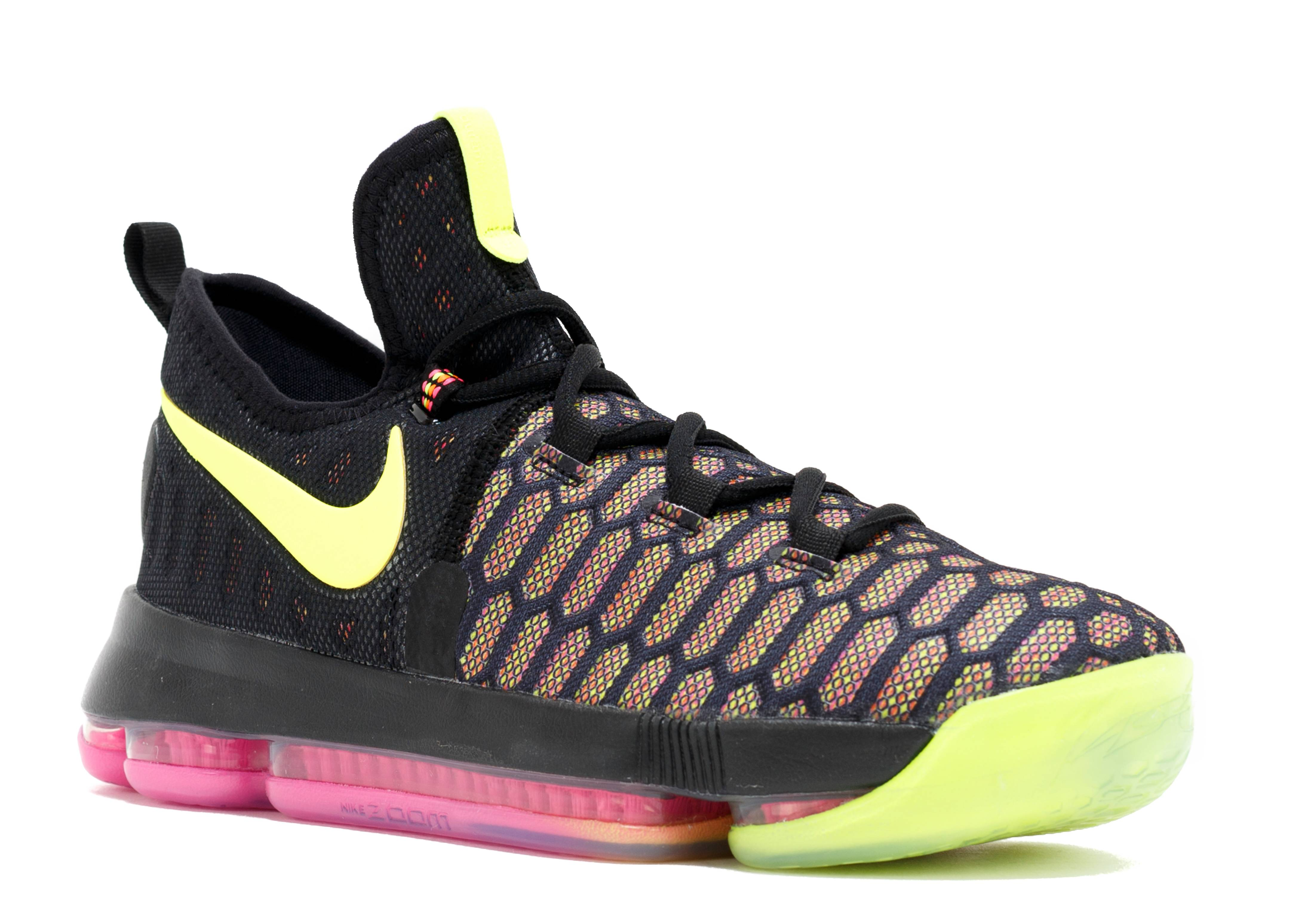 Zoom KD 9 (GS) 'Unlimited' - 855908-999 - Size 5.5 - Qvx1Pq