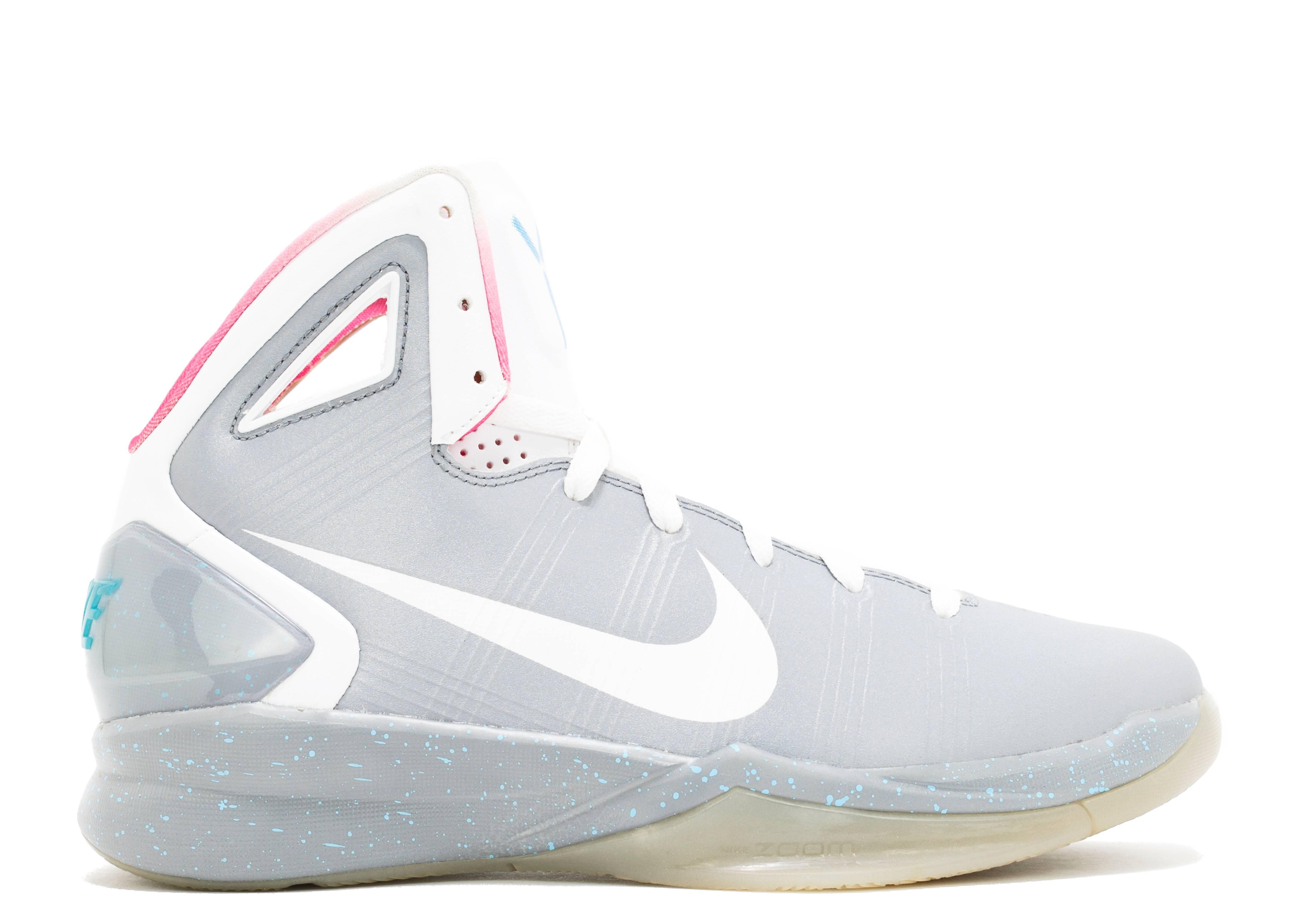 Nike Hyperdunk Marty McFly 2015