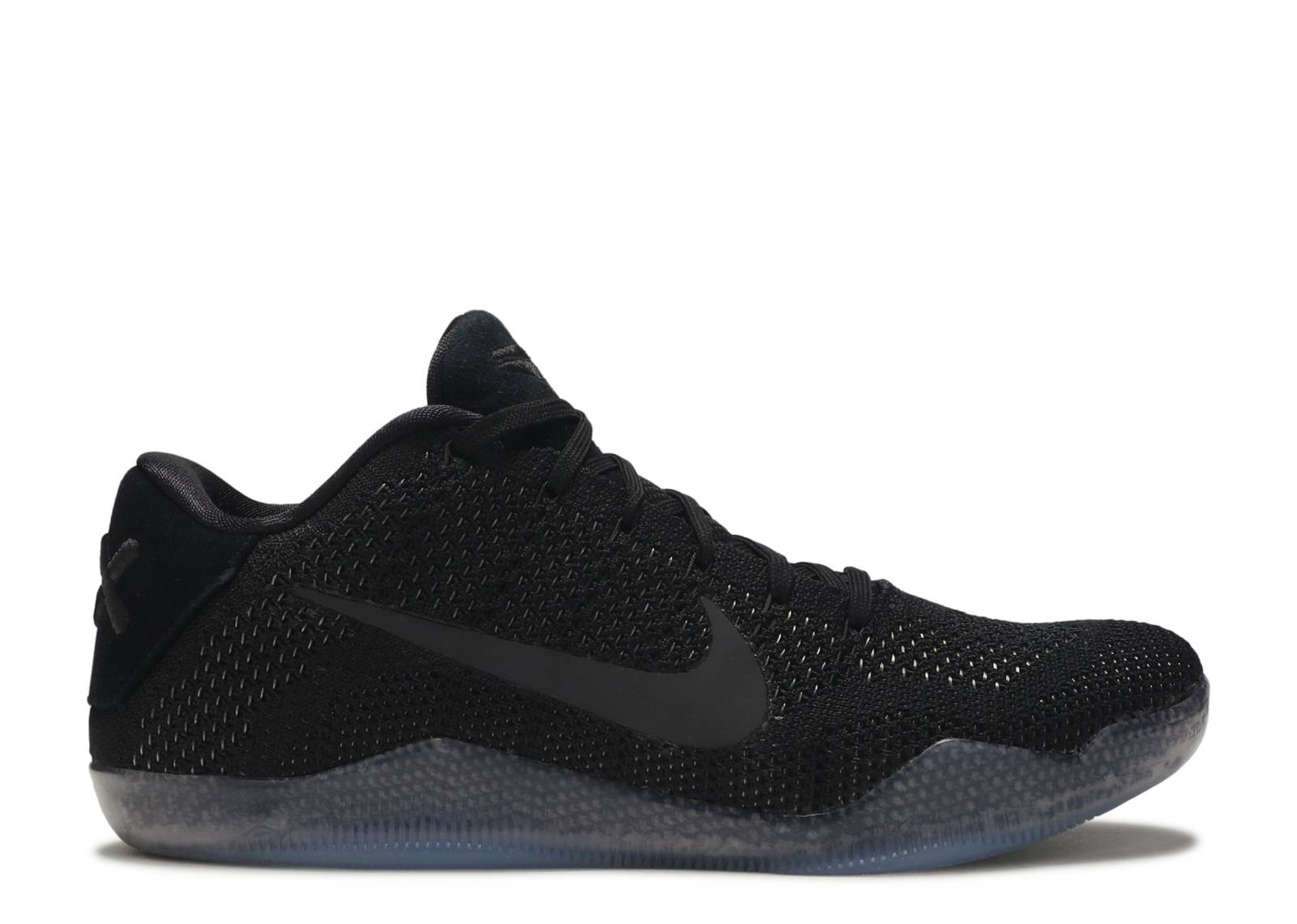 "Kobe 11 Elite Low 'Black Space' ""space"""