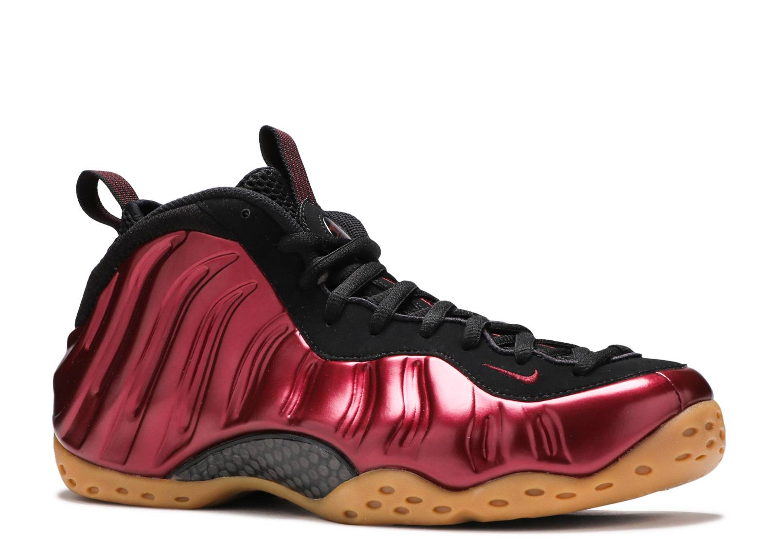 3ccce14e8fd7a ... Air Foamposite One - Nike - 314996 601 - night maroon night maroon-blac  Flight ...