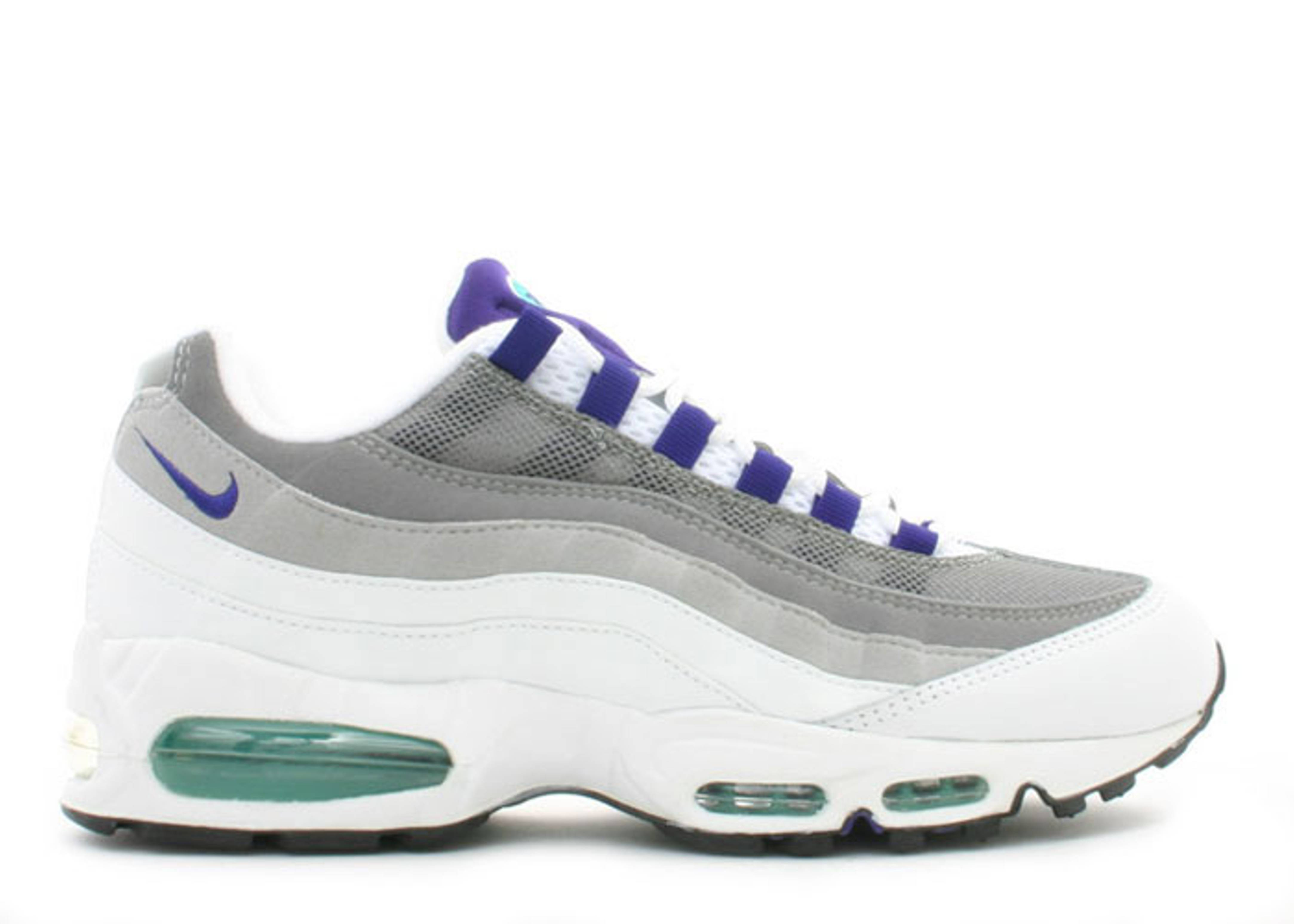 "w's air max 95 ""grape"""