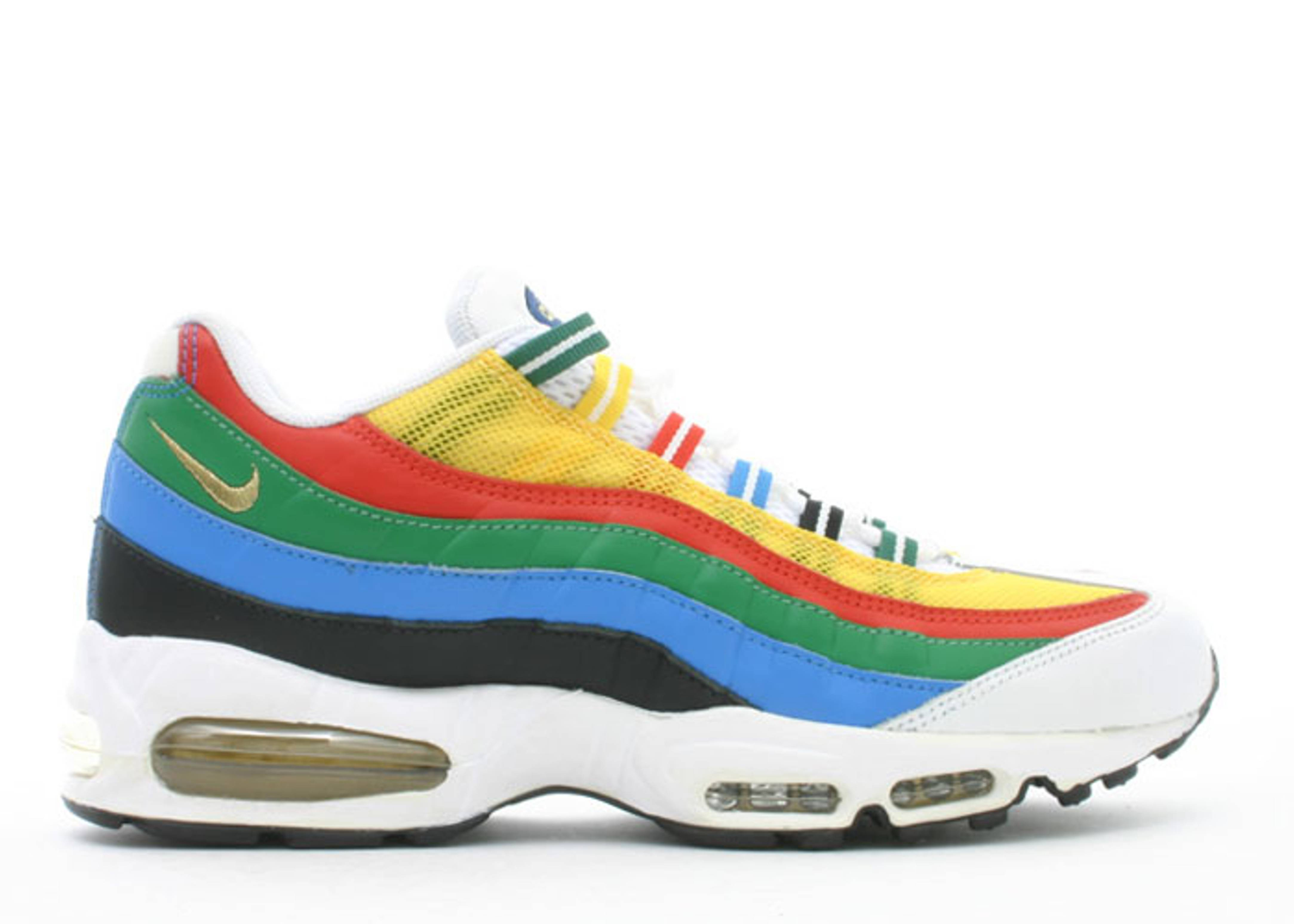 "air max 95 ""olympic"""