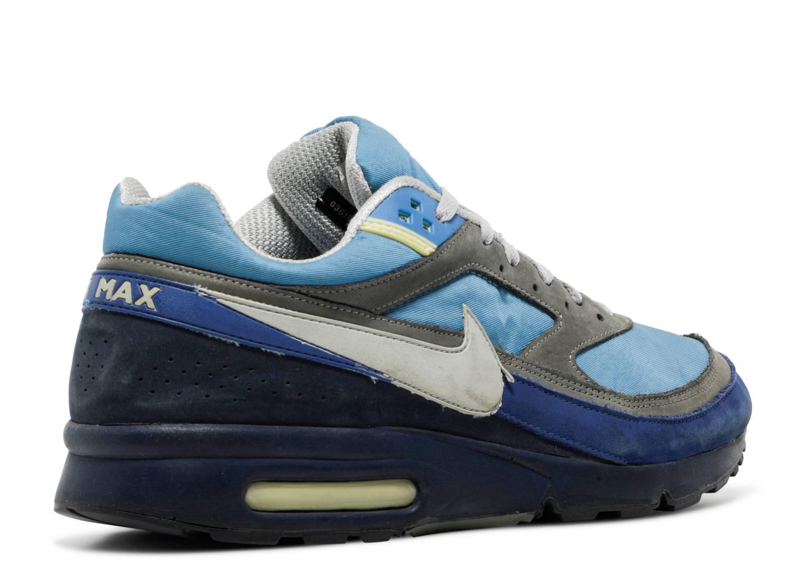 NIKE AIR MAX CLASSIC BW ST STASH ARTIST SERIES 1 ROYAL BLUE GREY 307253 401 12