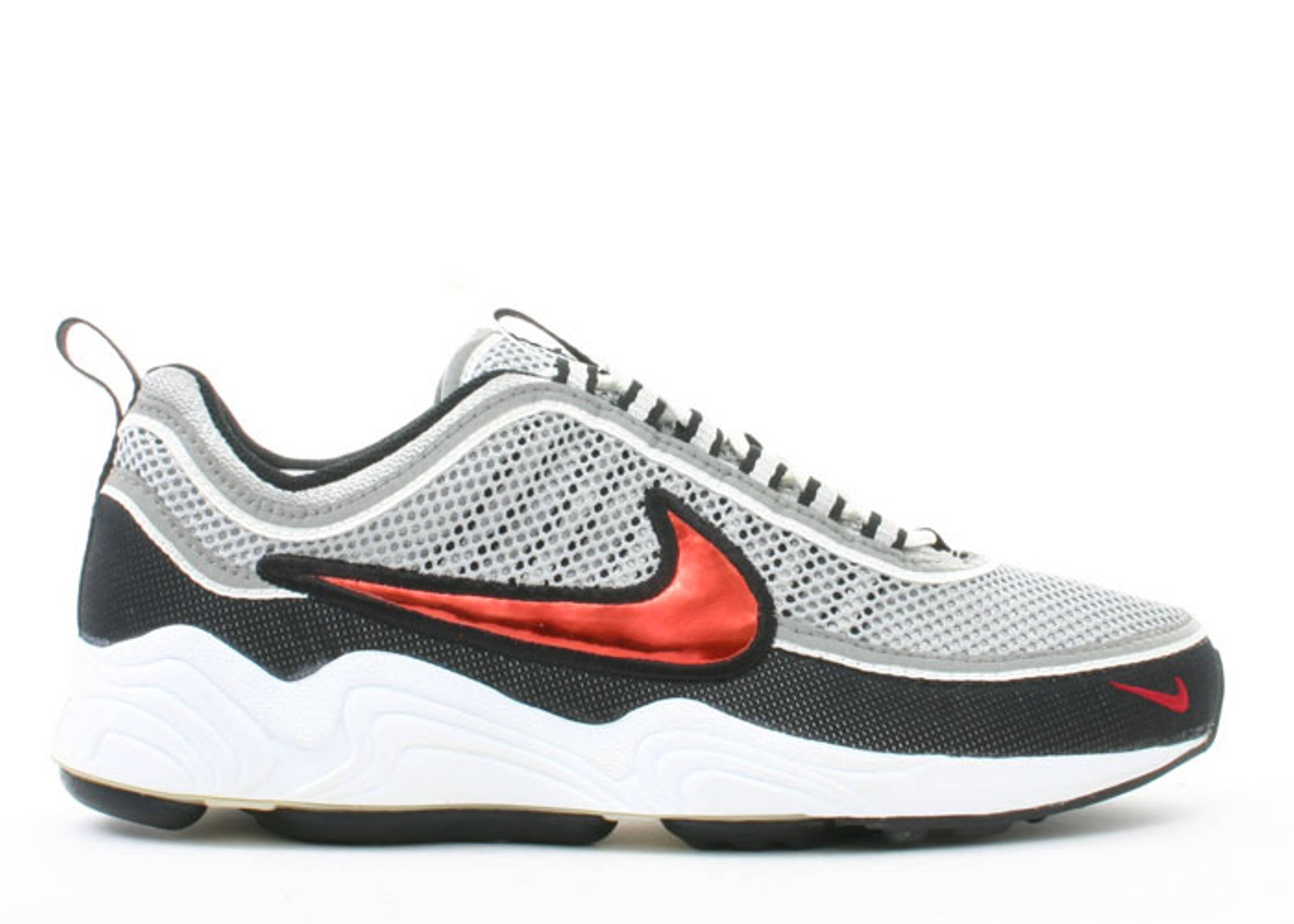 code promo 7c526 ace20 Air Zoom Spiridon (og) - Nike - 104082 001 - metallic silver ...