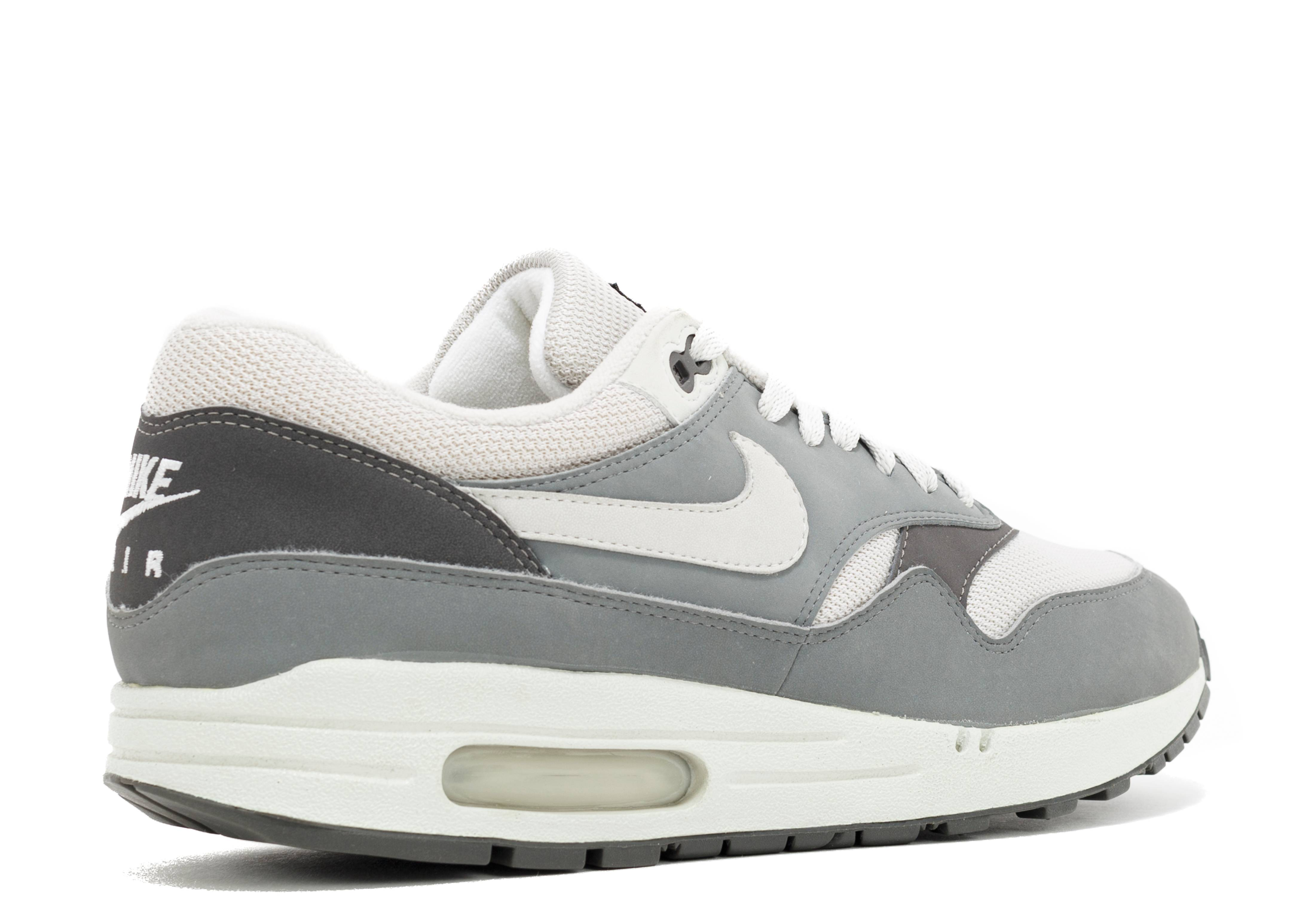 Nike Air Max 1 Grey Ones  d56d43861546