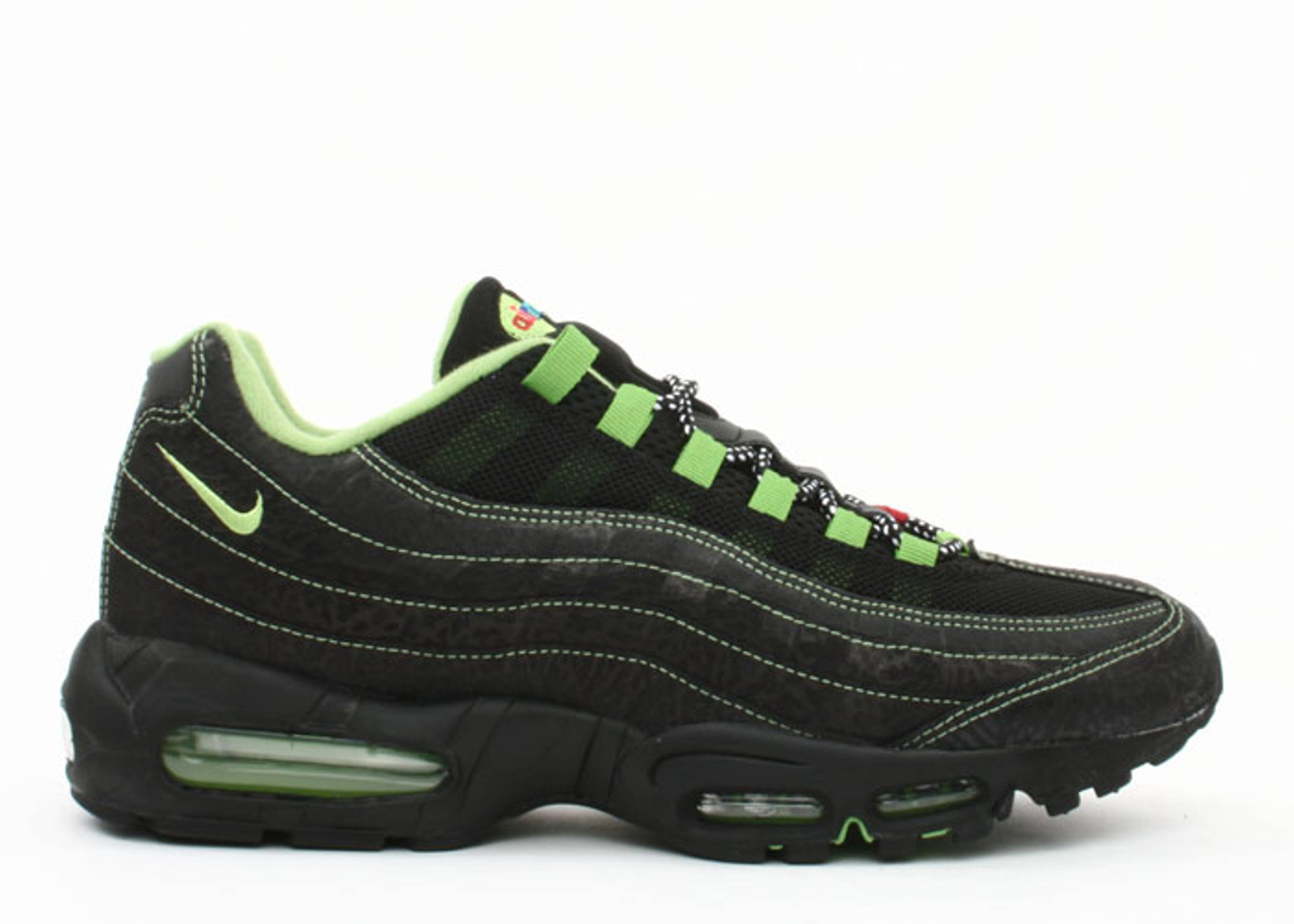 "air max 95 ""sole collector cowboy special"""