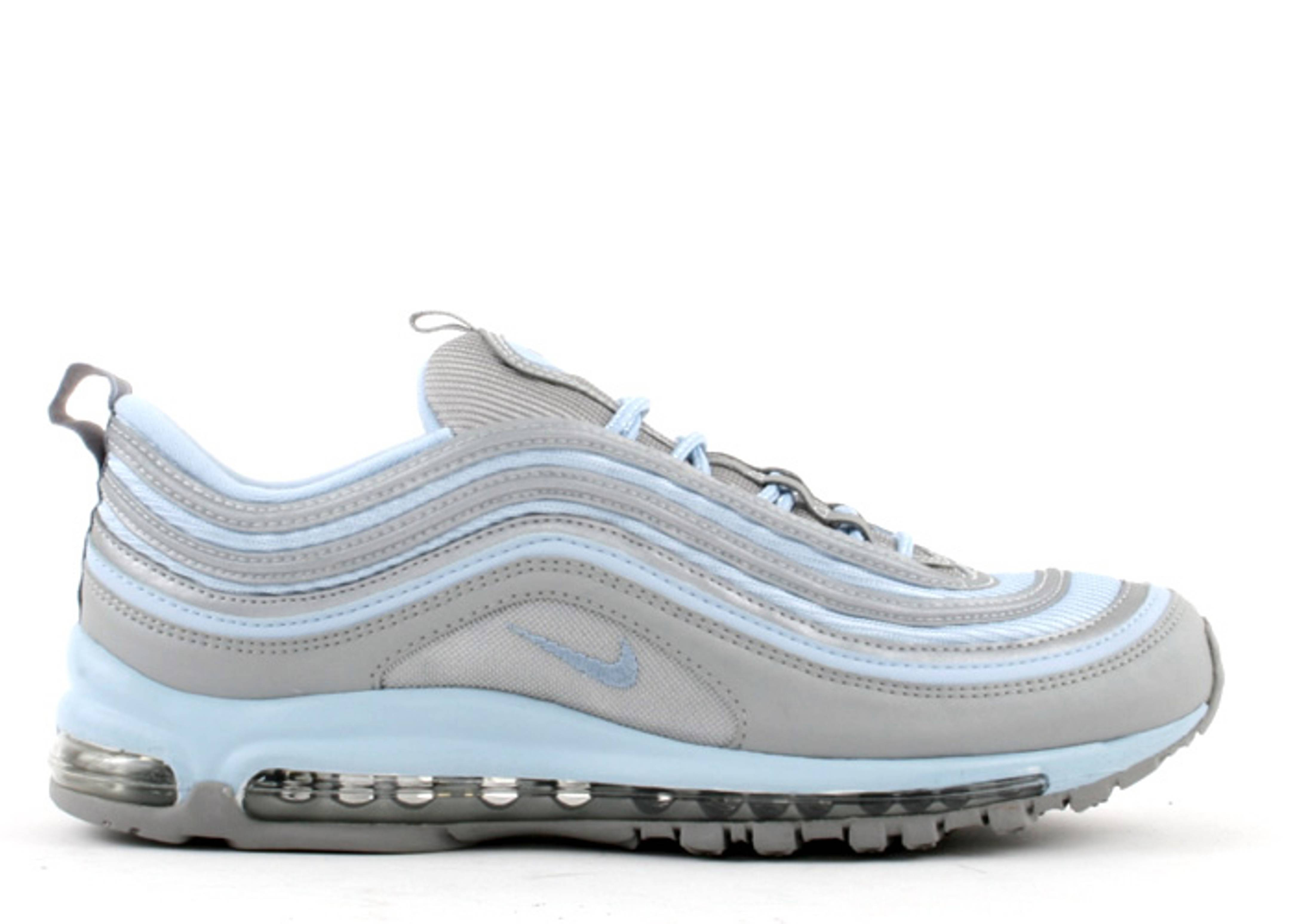 cheap for discount 33b69 0cbd9 ... nike wmns air max 97 metallic silver ice blue med grey 0505211 .