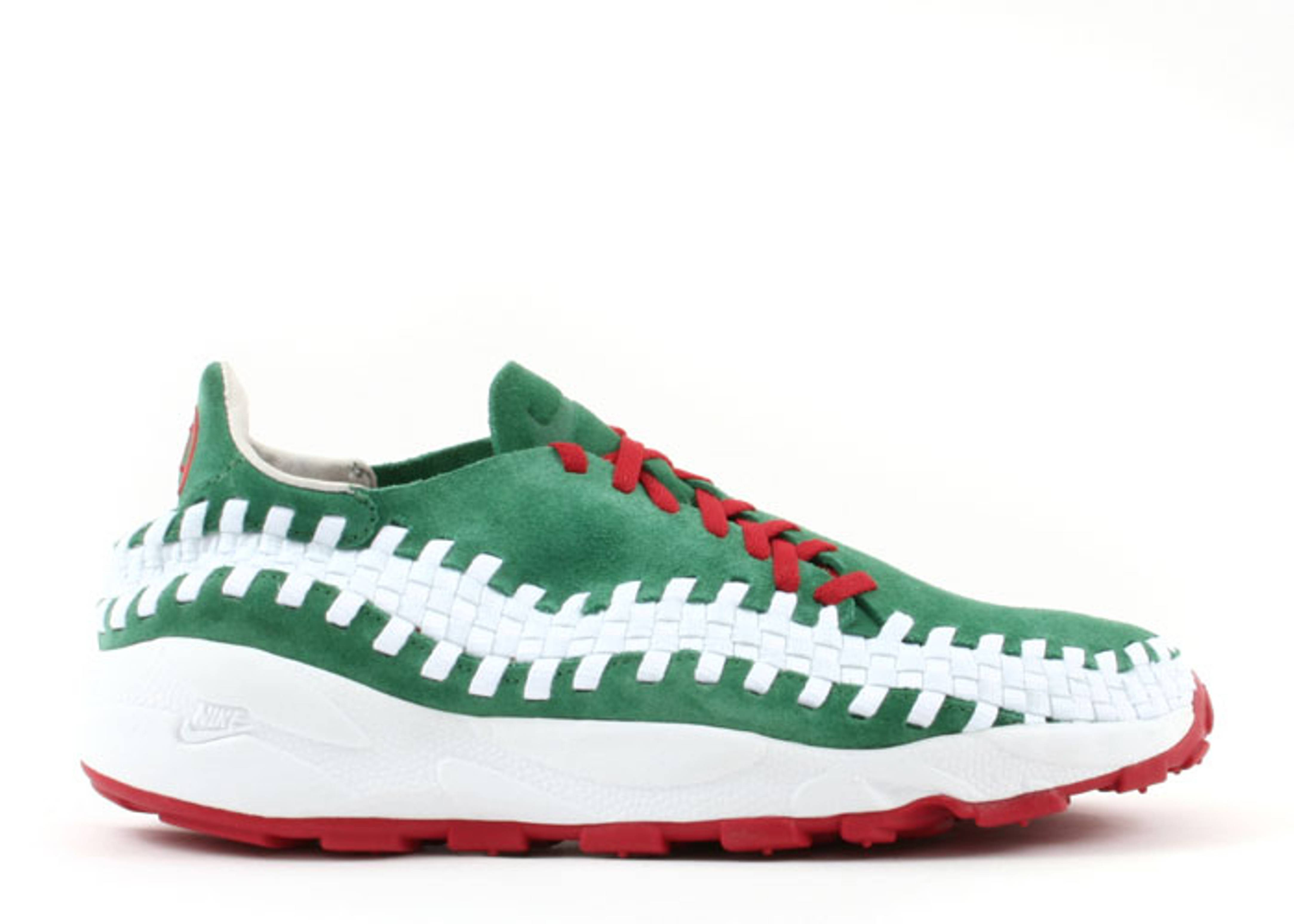 """air footscape woven """"mexico world cup"""""""