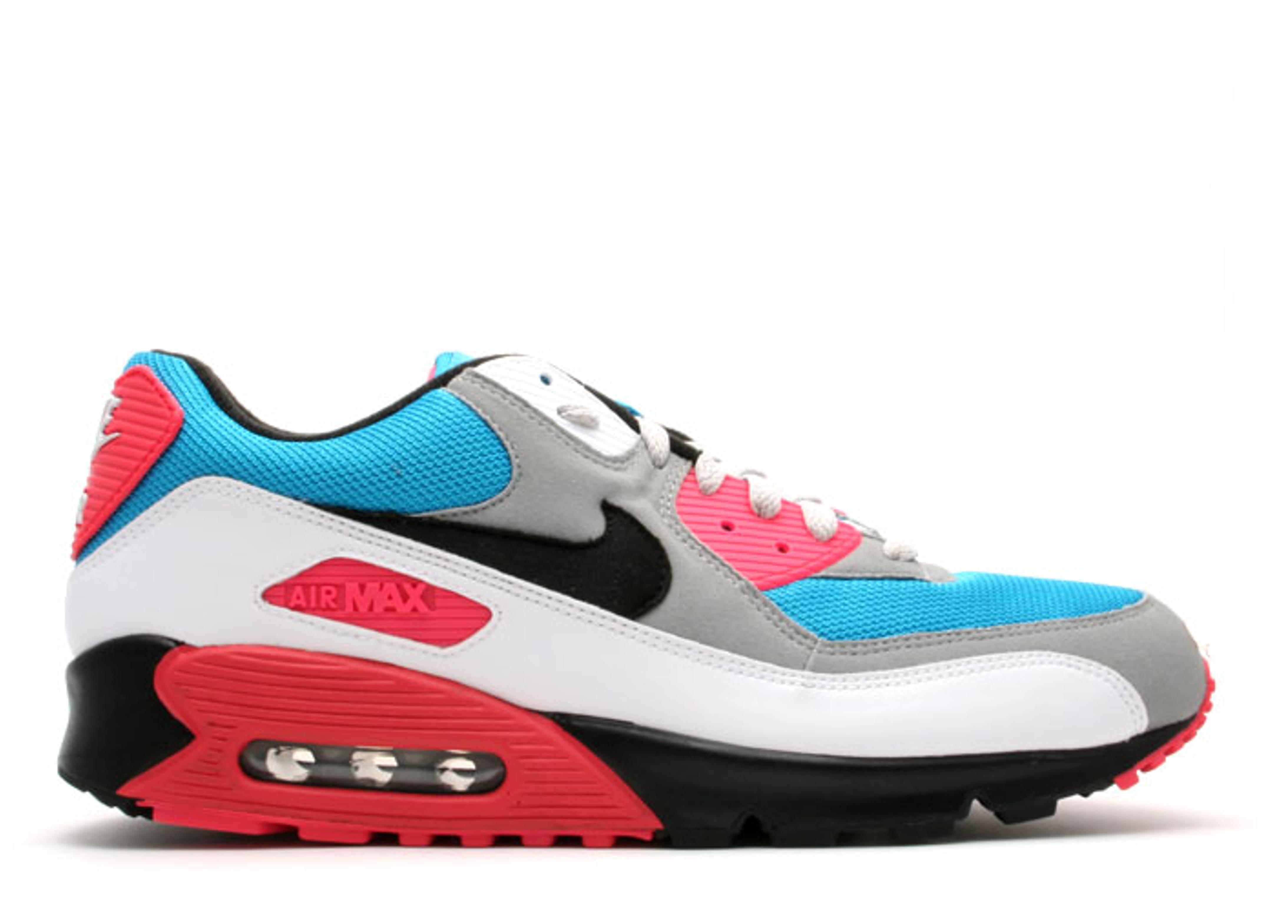 så billigt elegant supersöt Air Max 90 Id - Nike - 314266 991 gg - laser blue/medium grey ...
