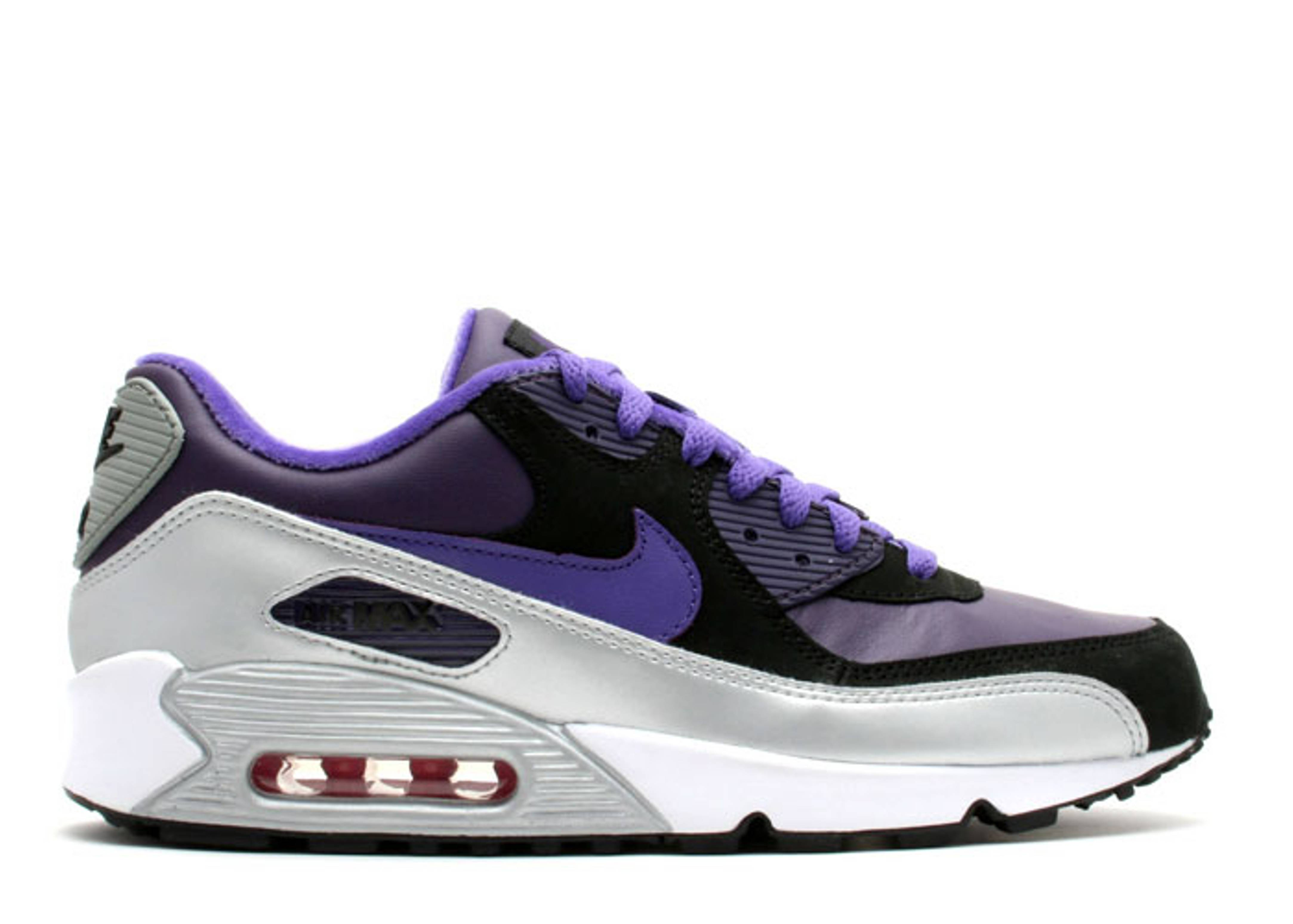 low priced 01d0f f6bac Air Max 90 Premium - Nike - 313650 501 - varsity purple ...