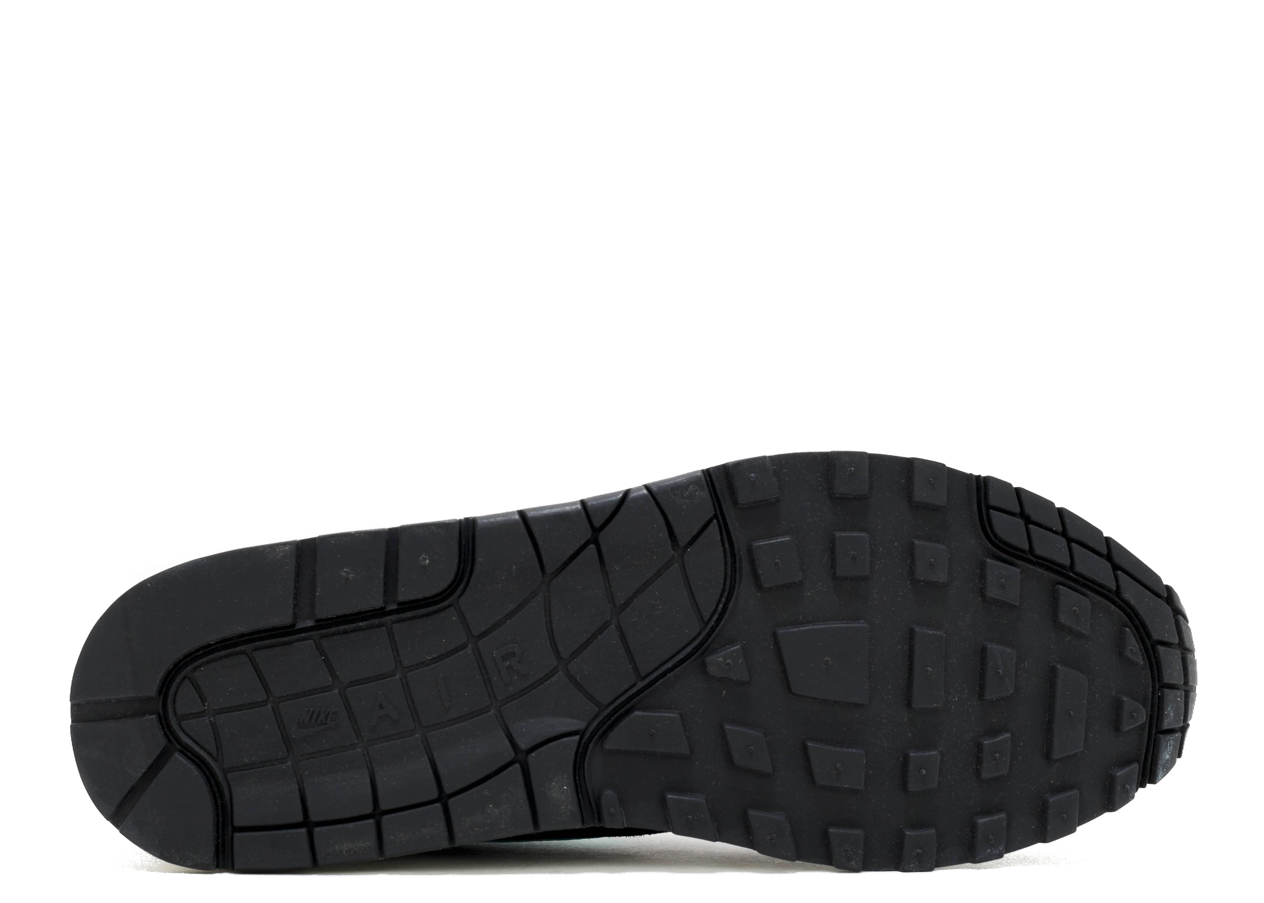 2017 Nike Air Max 1 Atmos Elephant Size 7.5 White Cemen