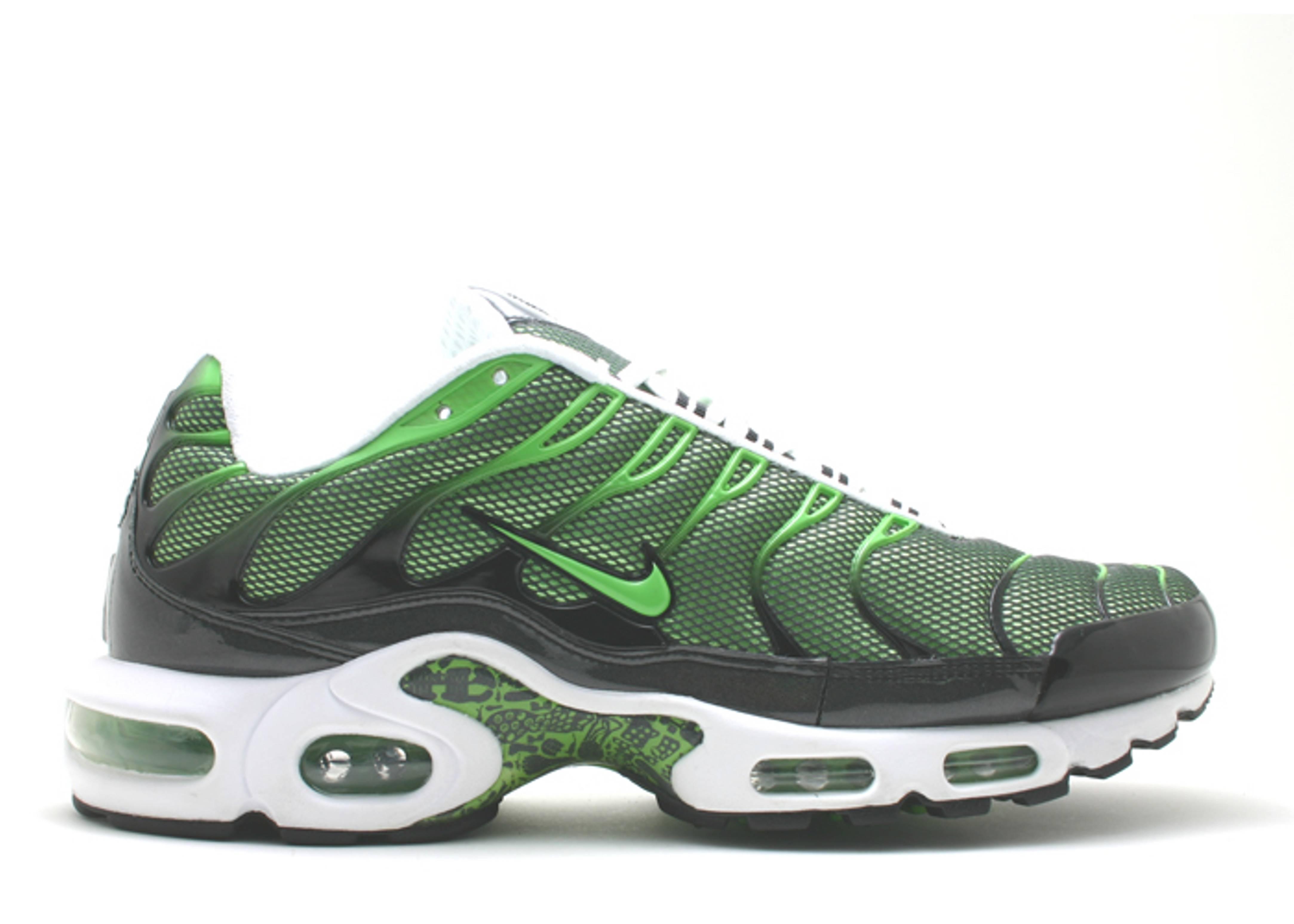 06f606490b6 Air Max Plus Rejuvenation - Nike - 313670 031 - black/green bean ...
