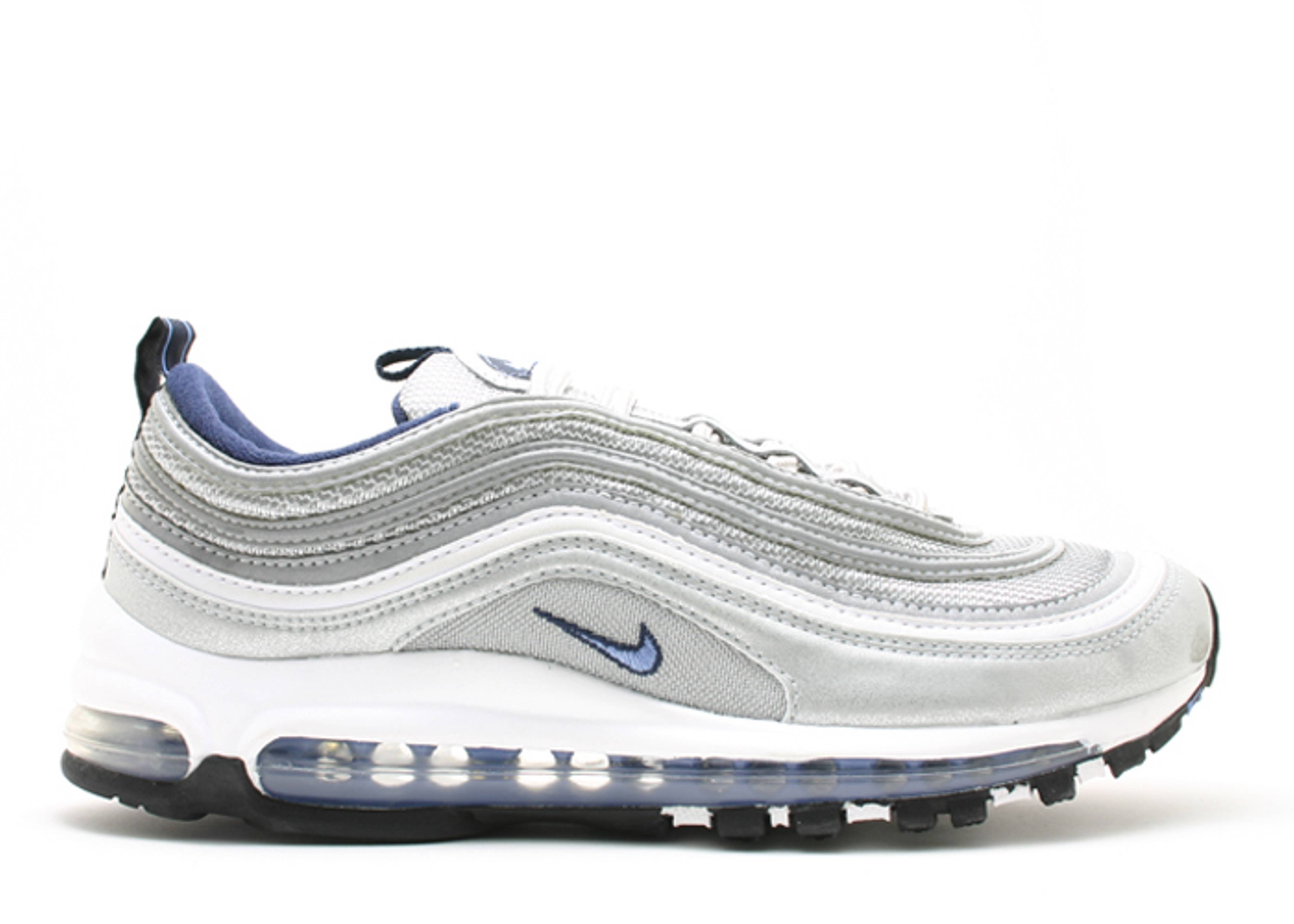 Nike Air Max 97 OG Metallic Silver Polar