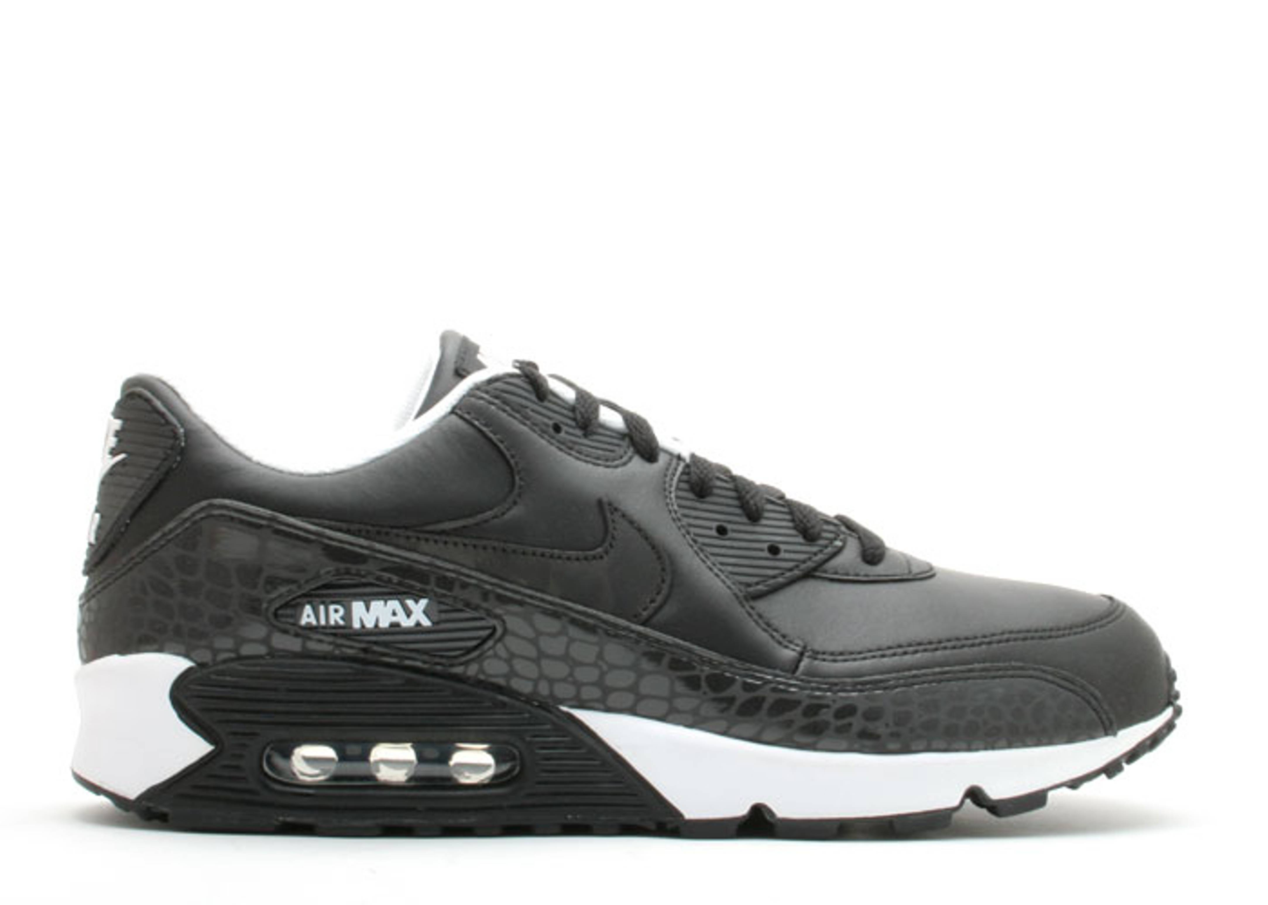 """air max 90 leather """"reflector croc"""""""