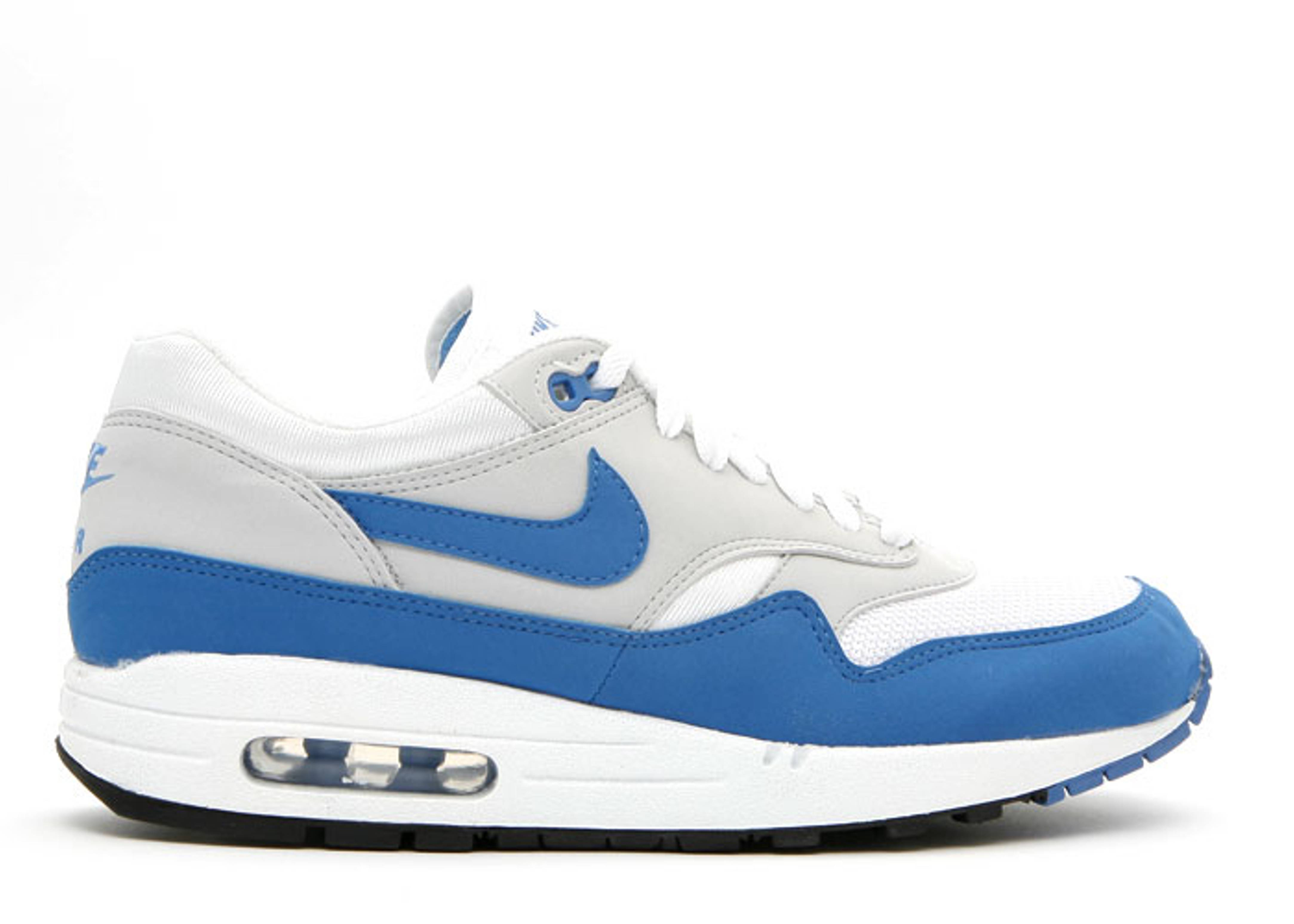 "Wmns Air Max 1 Classic ""History Of Air - Varsity Blue"""