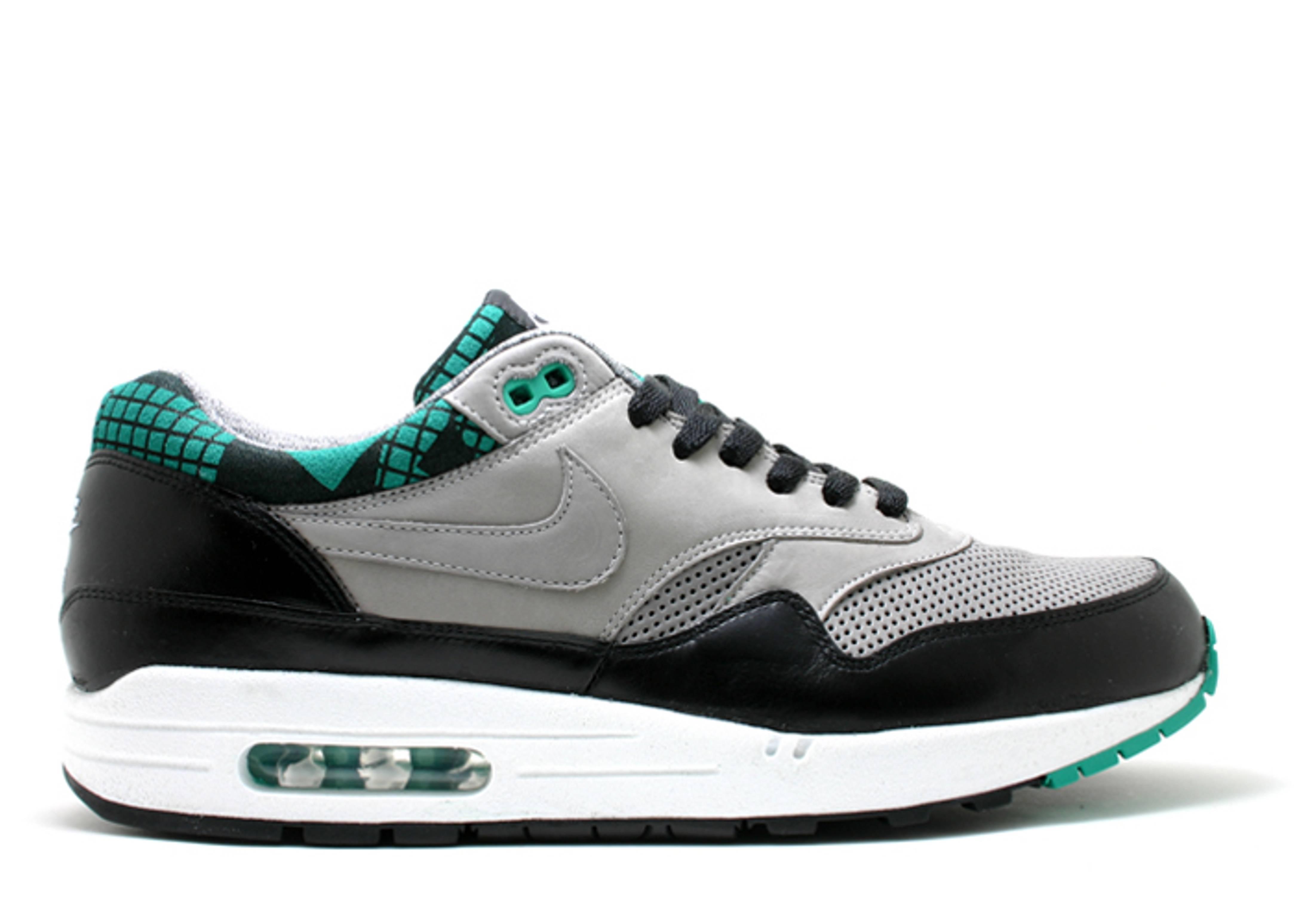 Air Max 1 Premium - Nike - 309717 003 - charcoal heather charcoal  hearther-black-icd  222165bfa