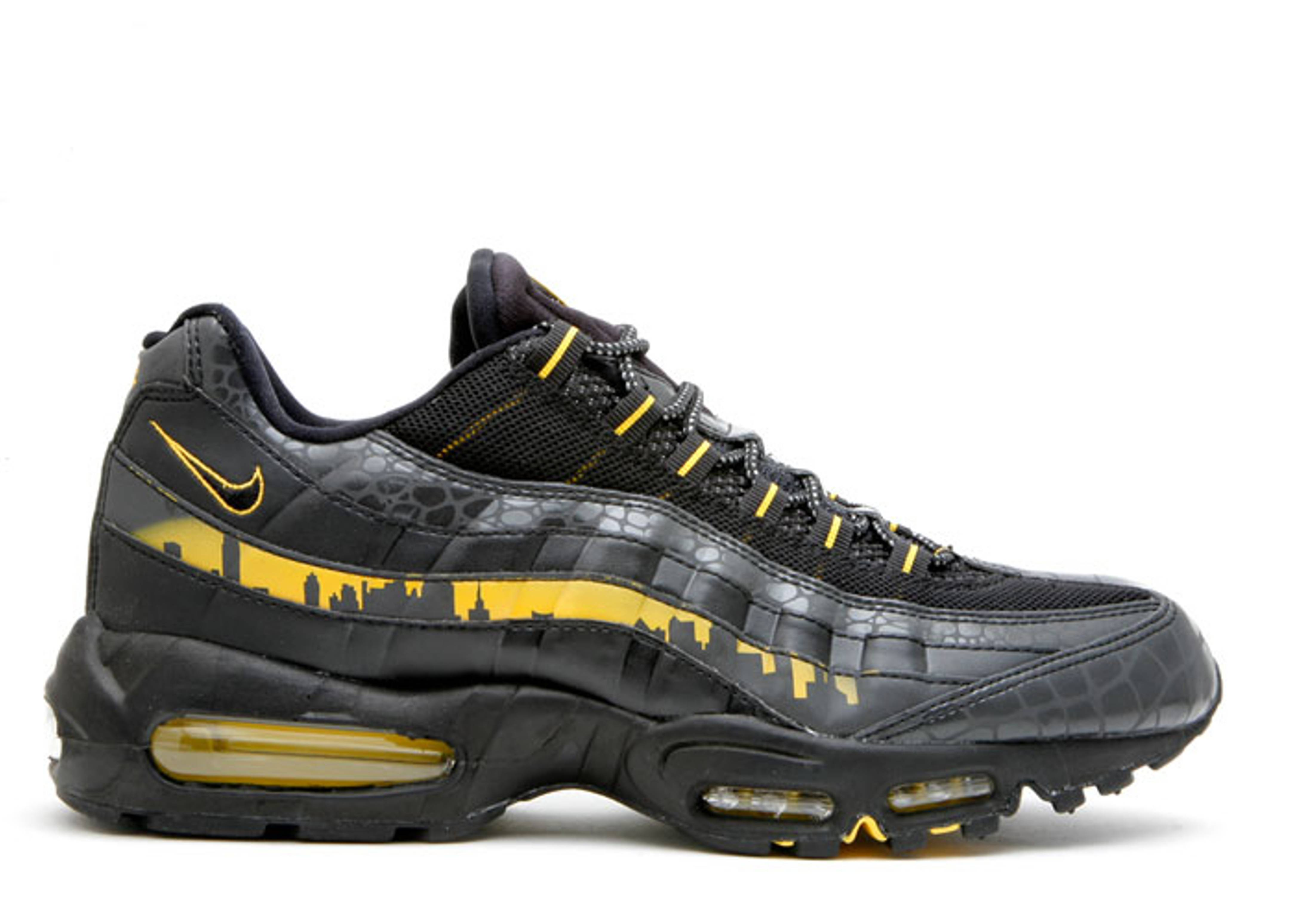 Air Max 95 Premium 'Nyc Blackout