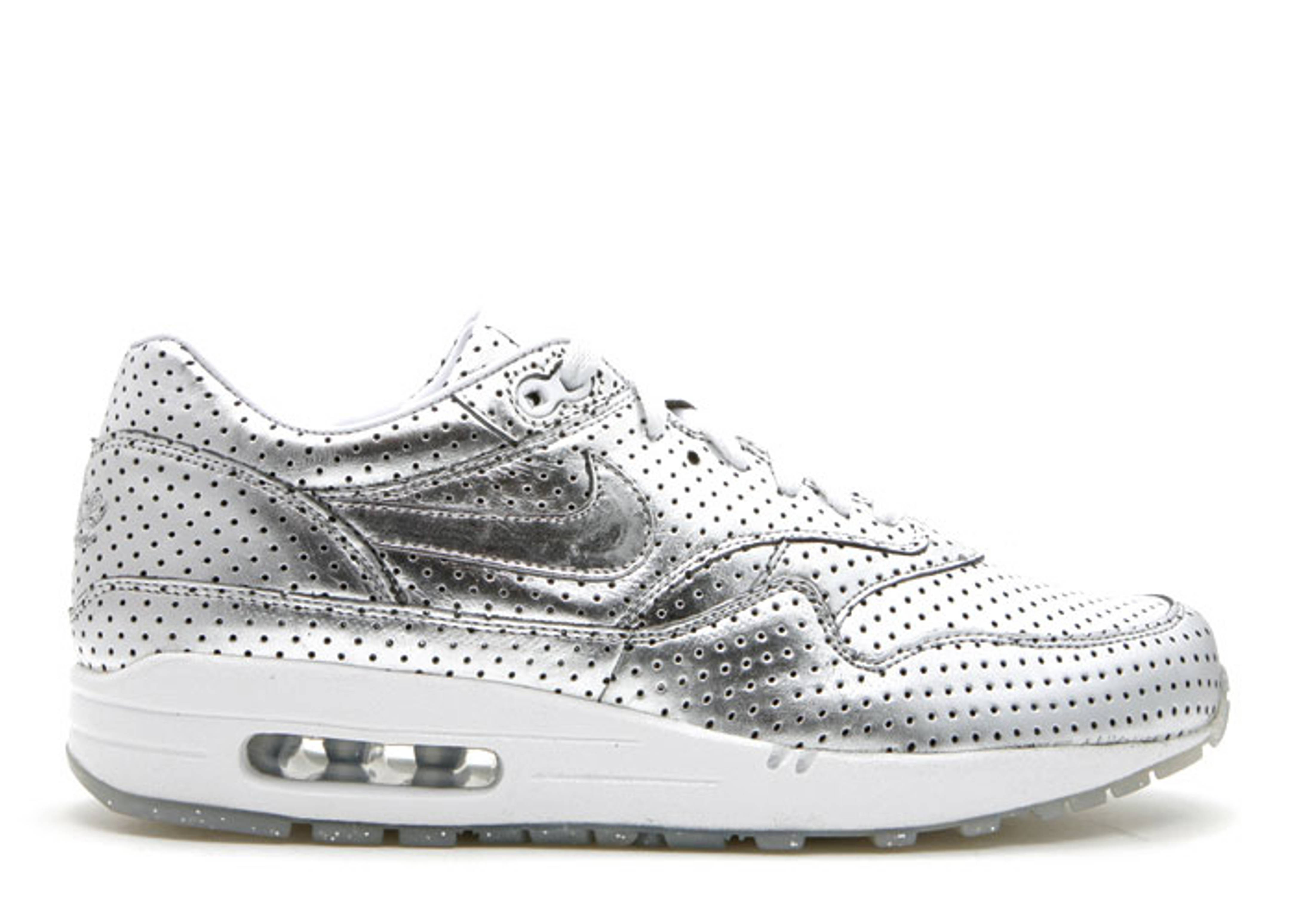 "air max 1 premium ""silver foil opening ceremony"""