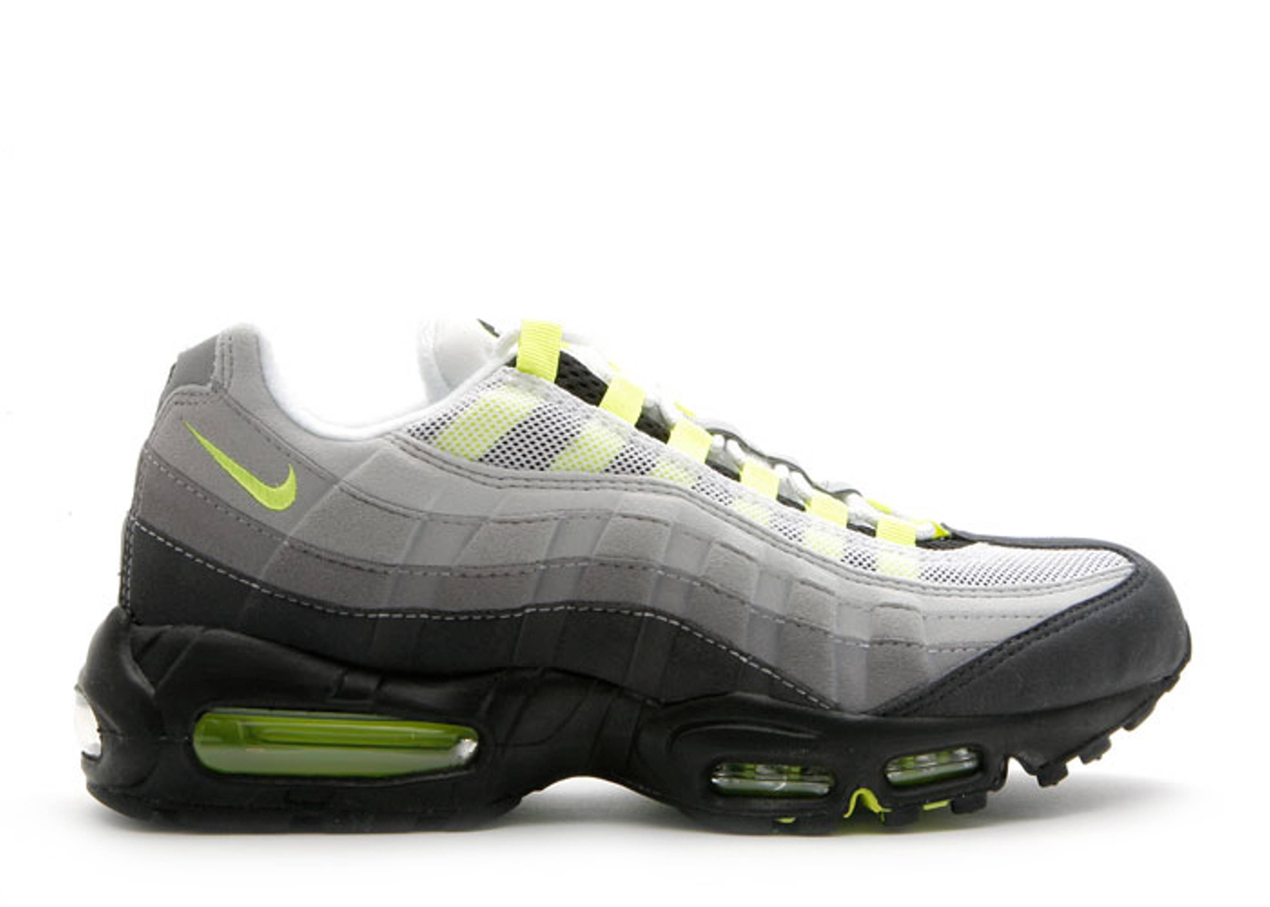 "air max 95 classic ""2009 release"""