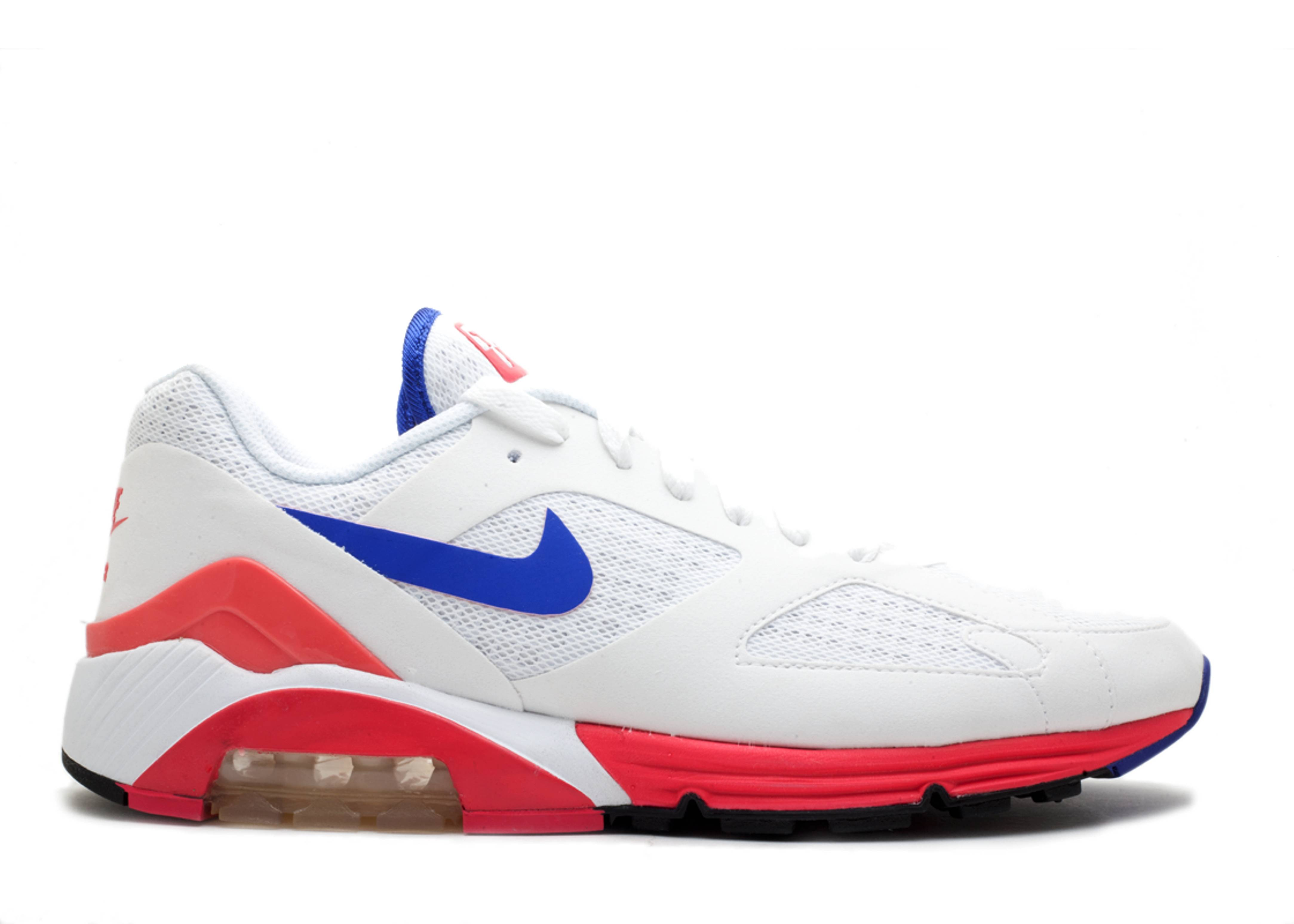 The Nike Air Max 180 Ultramarine OG Review Classics From