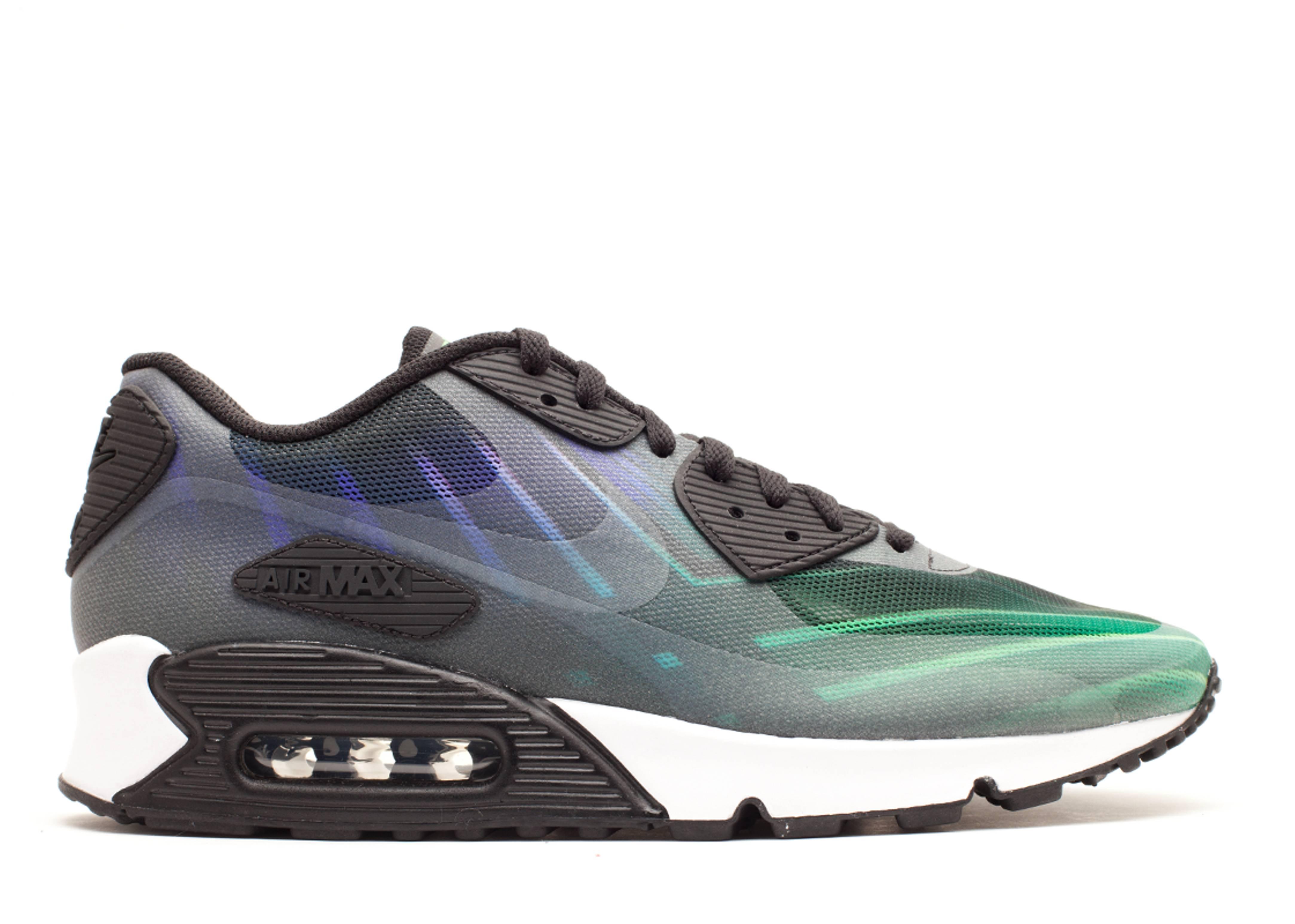 8a625696f9 Air Max 90 + Hurley - Nike - 502482 001 - black/black | Flight Club