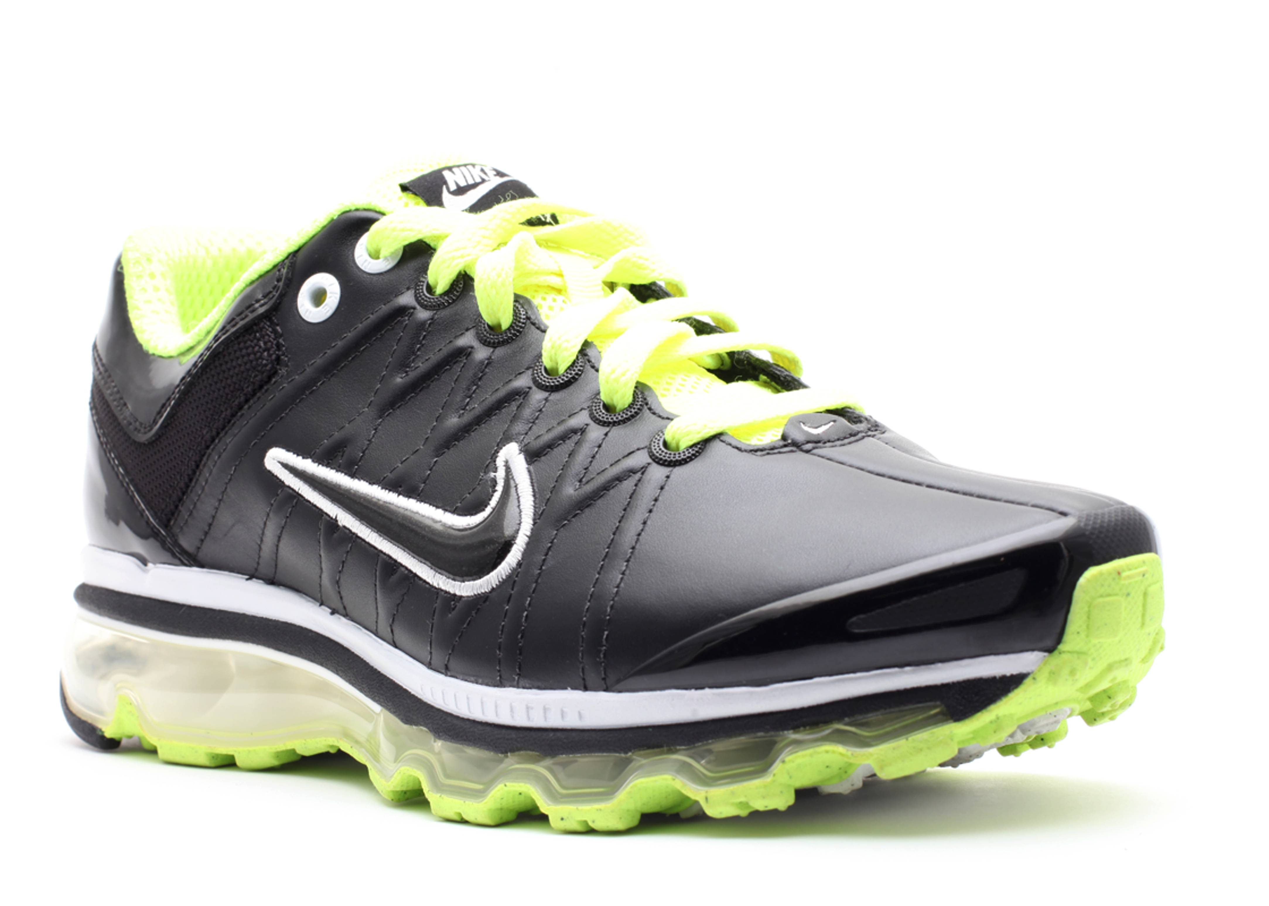 2009 Air Max Leather Black | Indian Television Dot Com