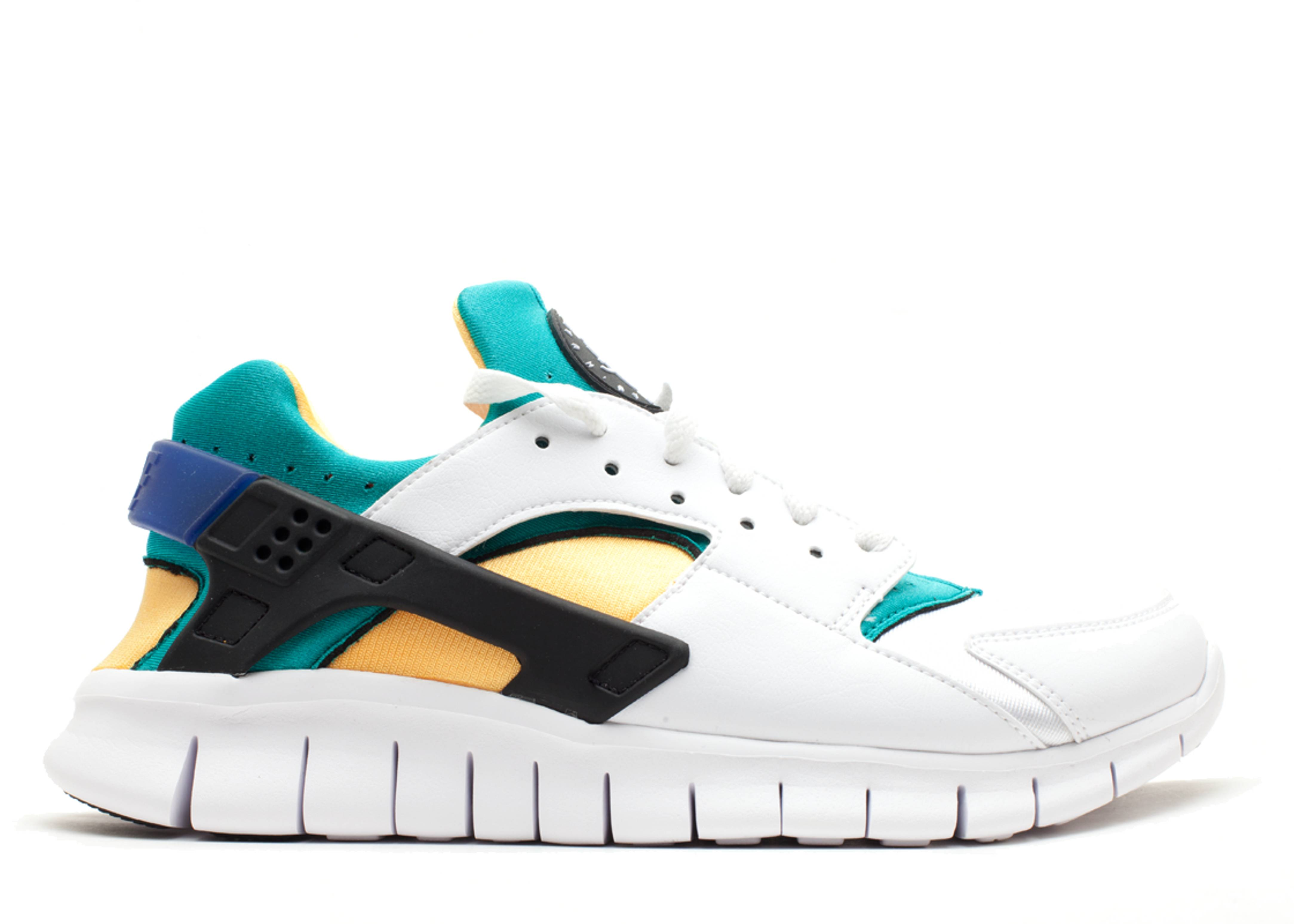 quality design 72ade 2b10c Huarache Free 2012 Qs - Nike - dont use - whitewhite-blue emerald-resin   Flight Club