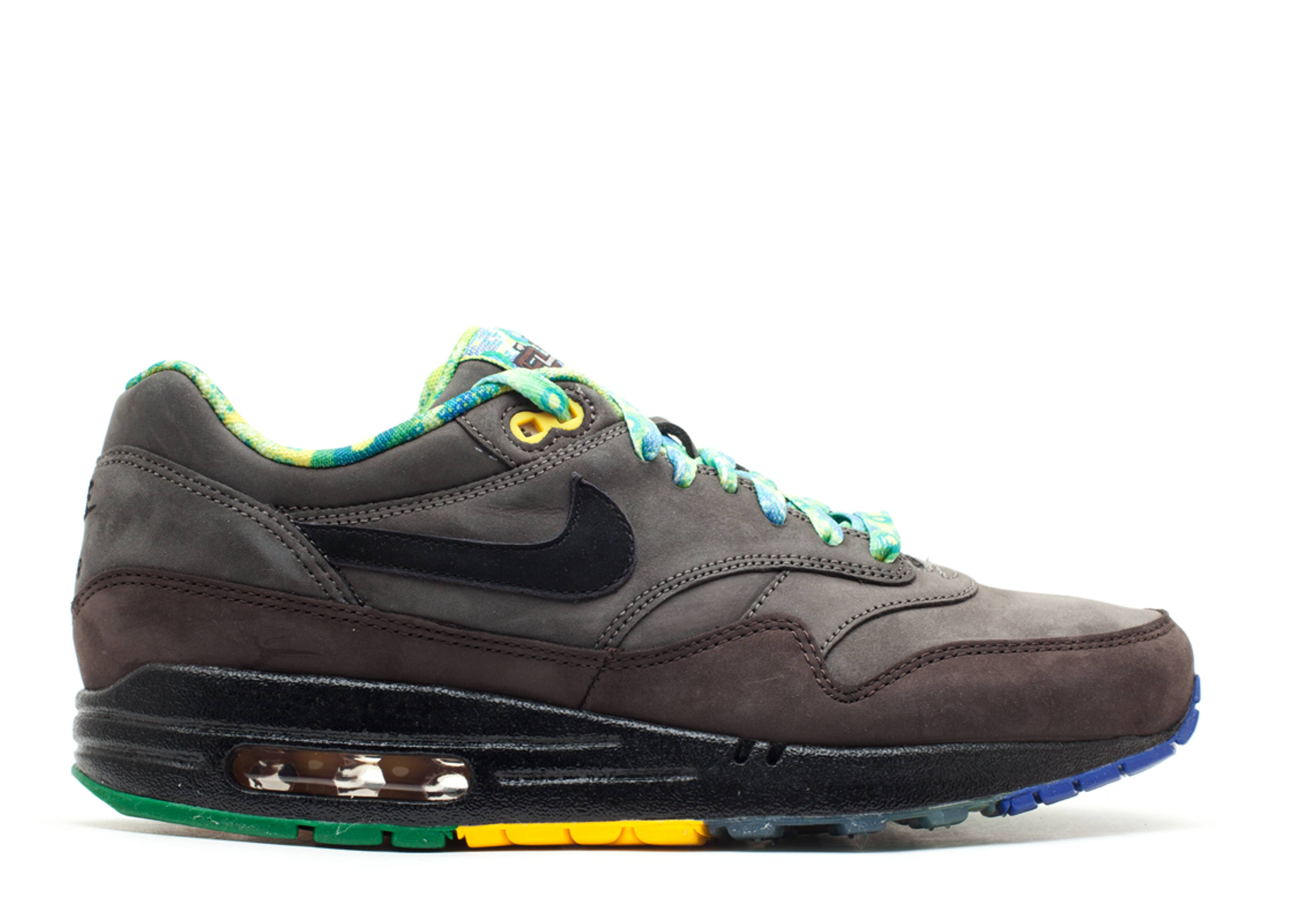 "air max 1 bhm ""black history month 2012"""