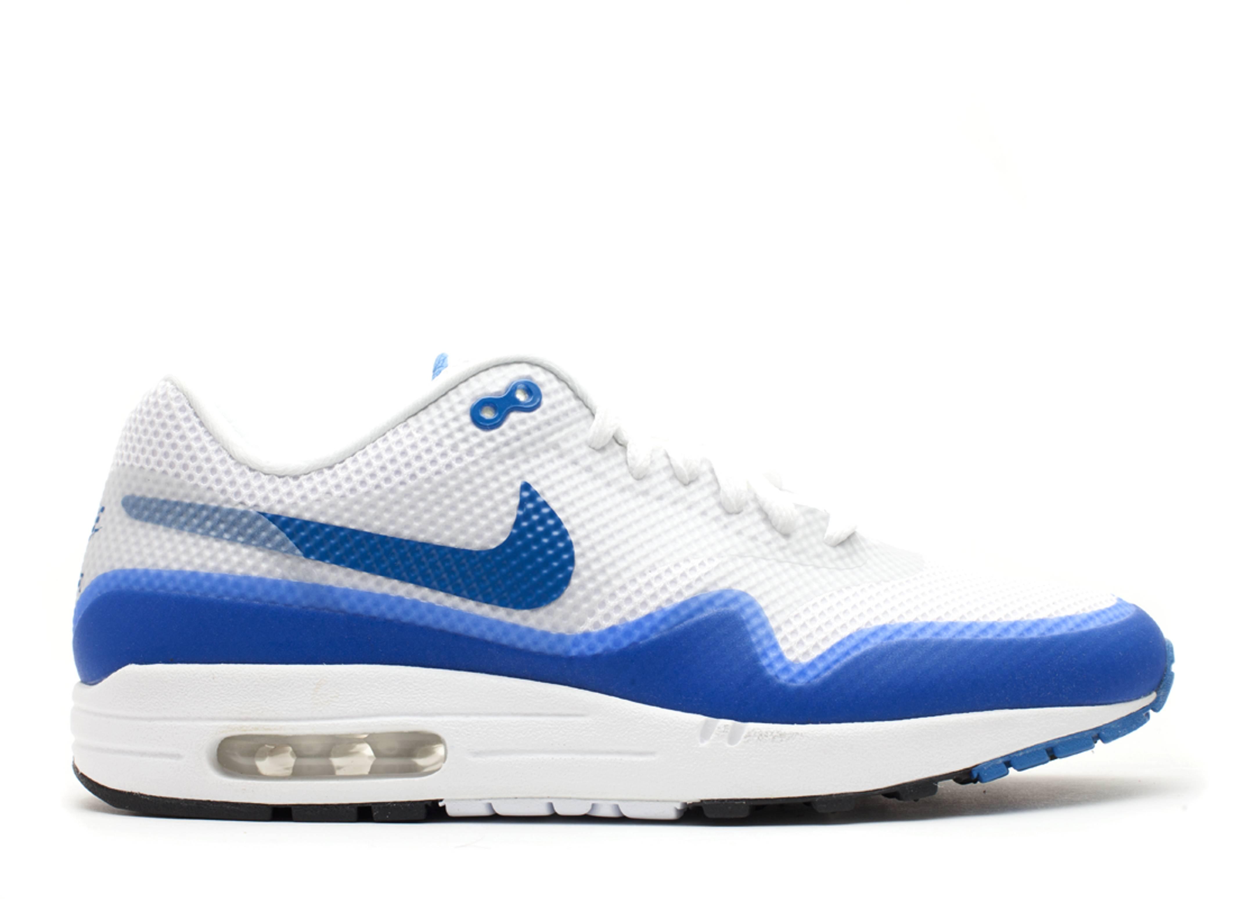 air max 1 hyperfuse white/varsity blue-neutral grey