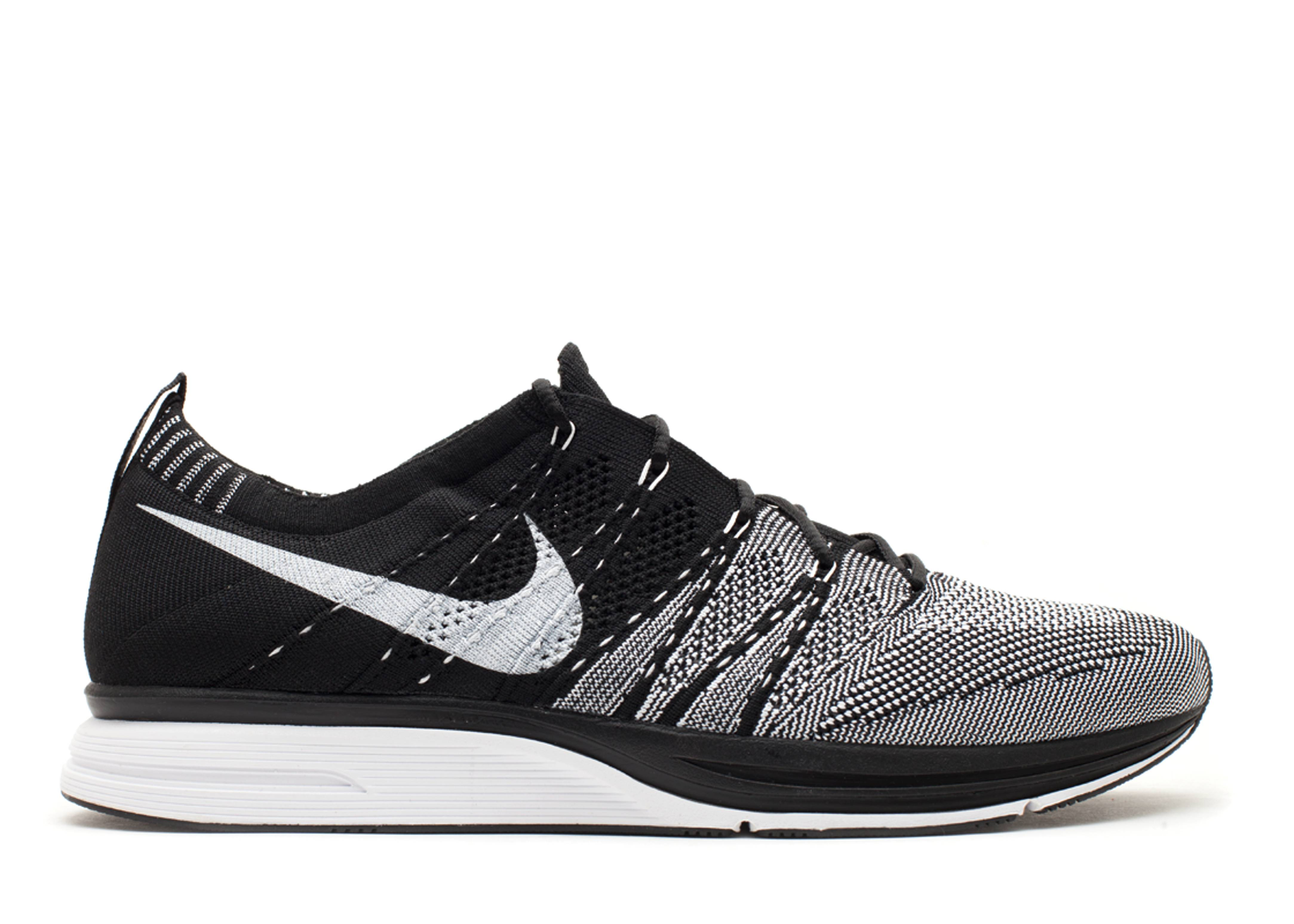 White Flyknit Trainer Sneakers Nike