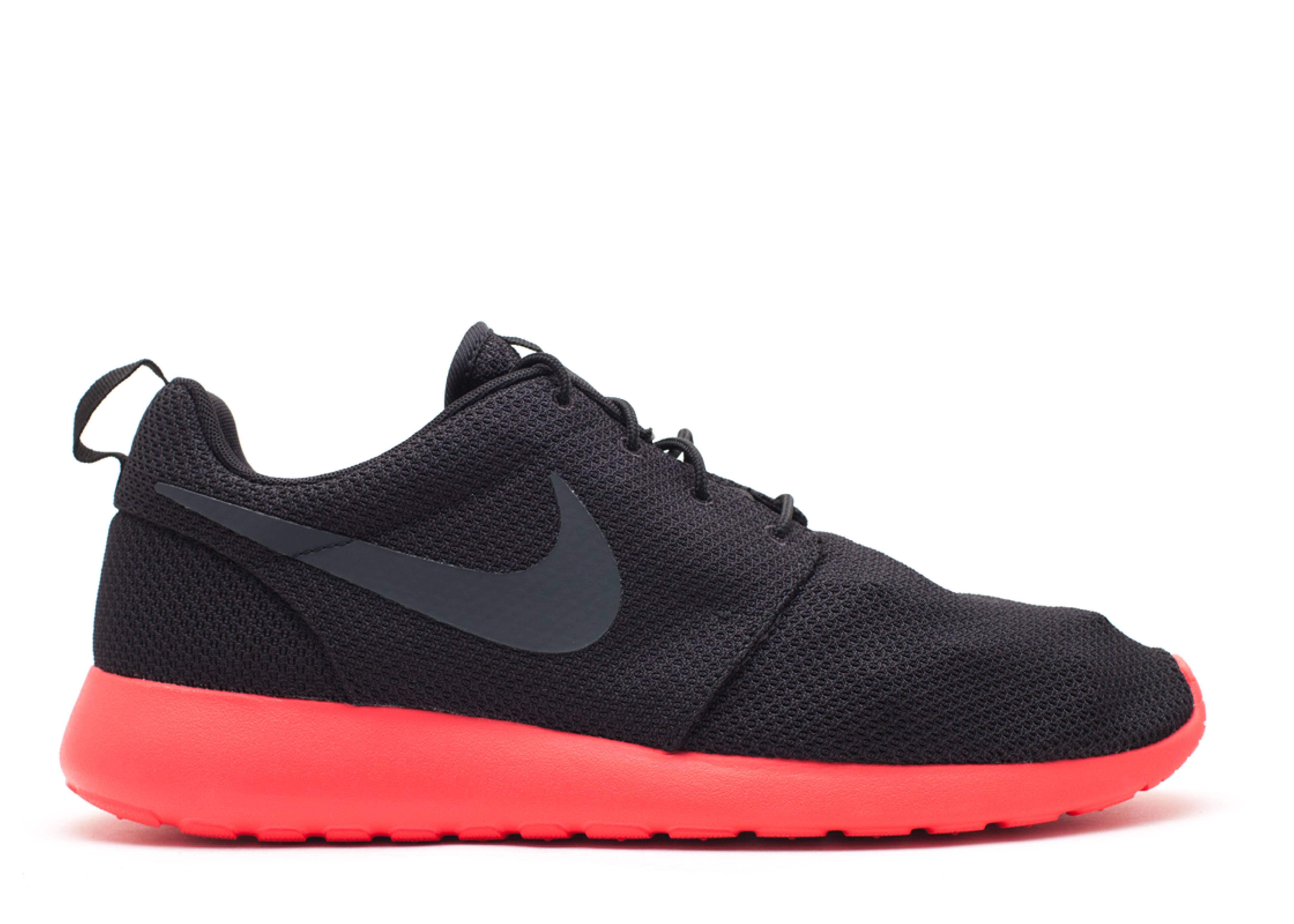 c896ff730e8 Rosherun - Nike - 511881 016 - black anthracite-siren red