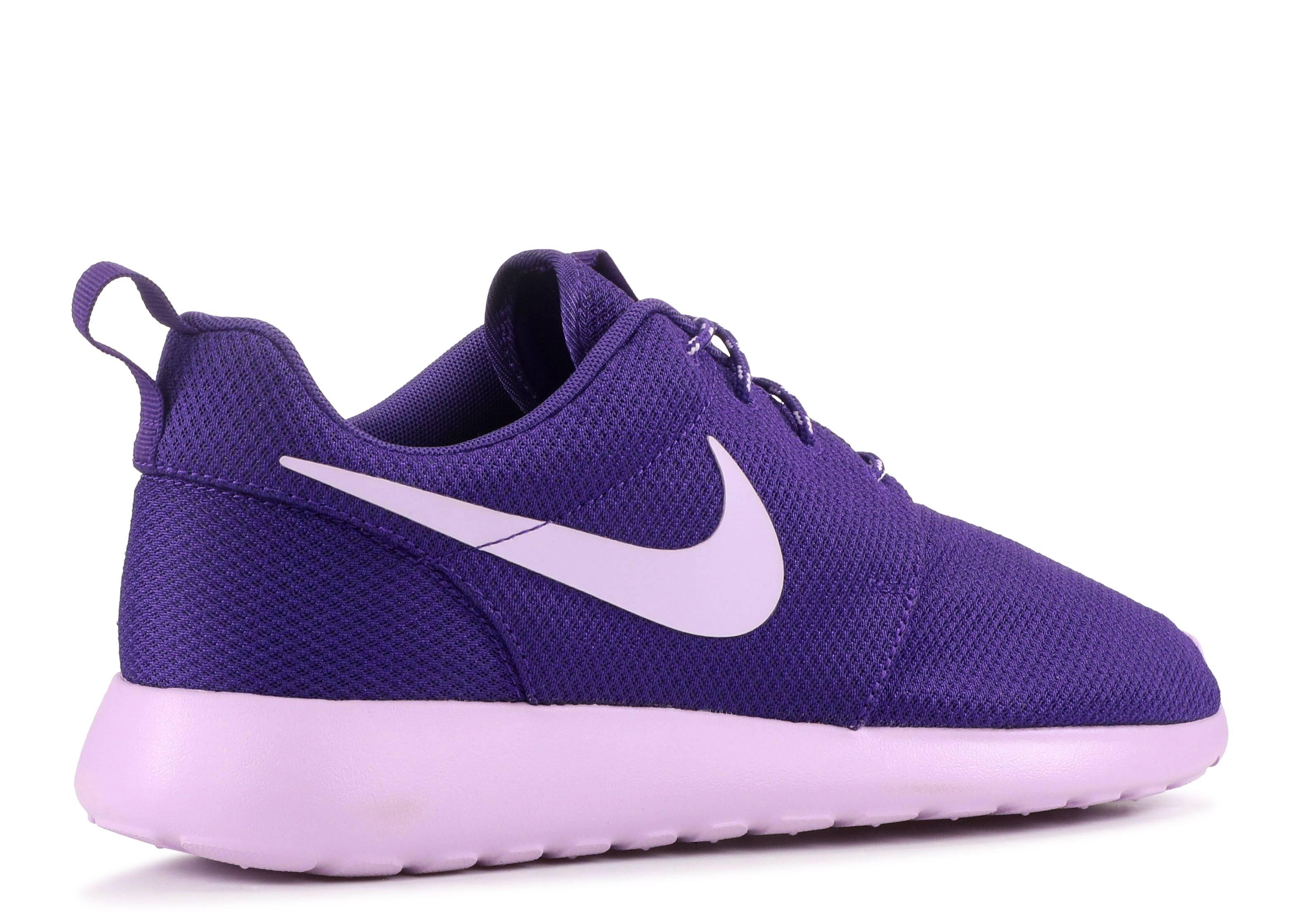 W's Rosherun Nike 511882 503 court purpleviolet wash