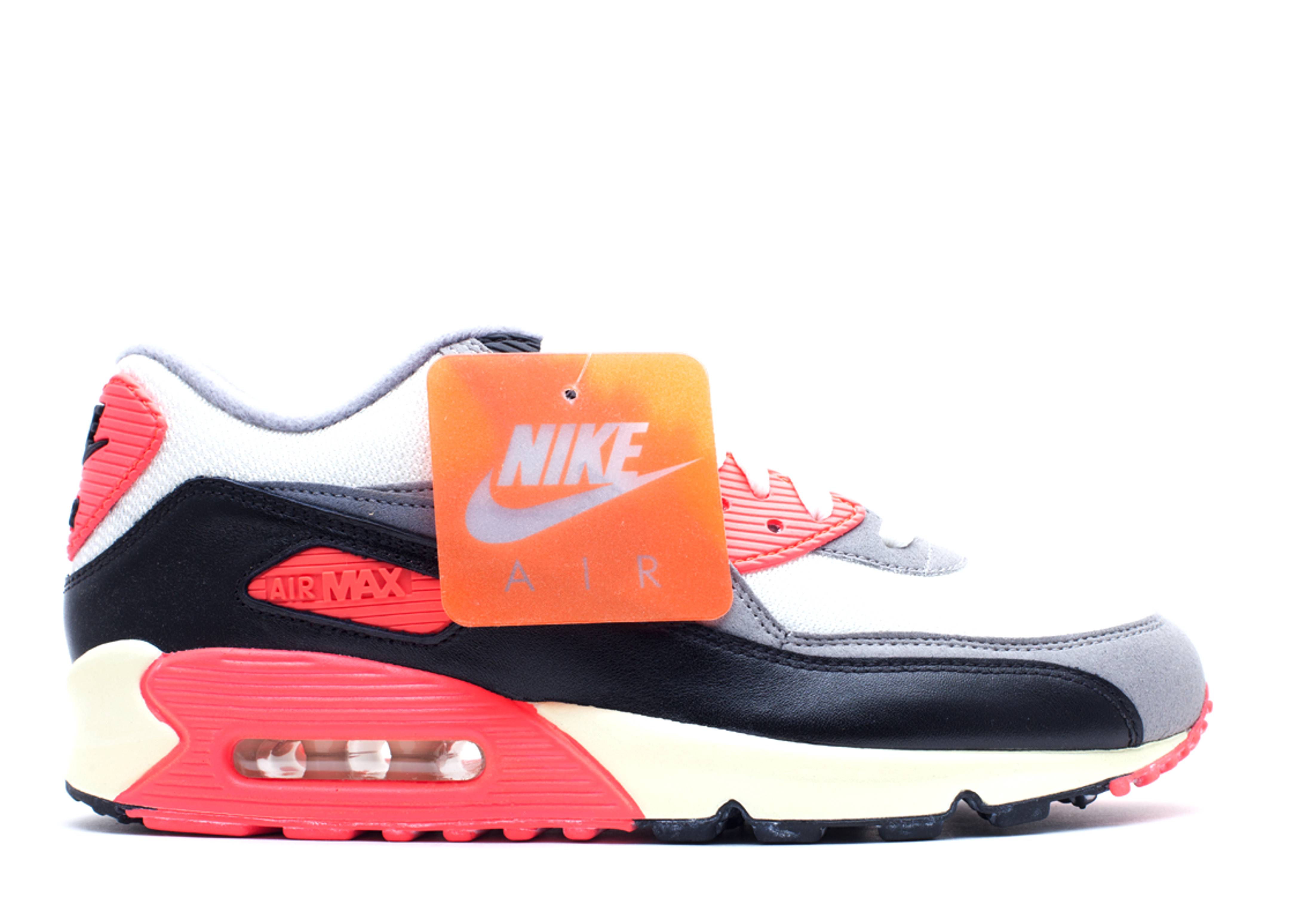 nike. air max 90 og infrared vintage