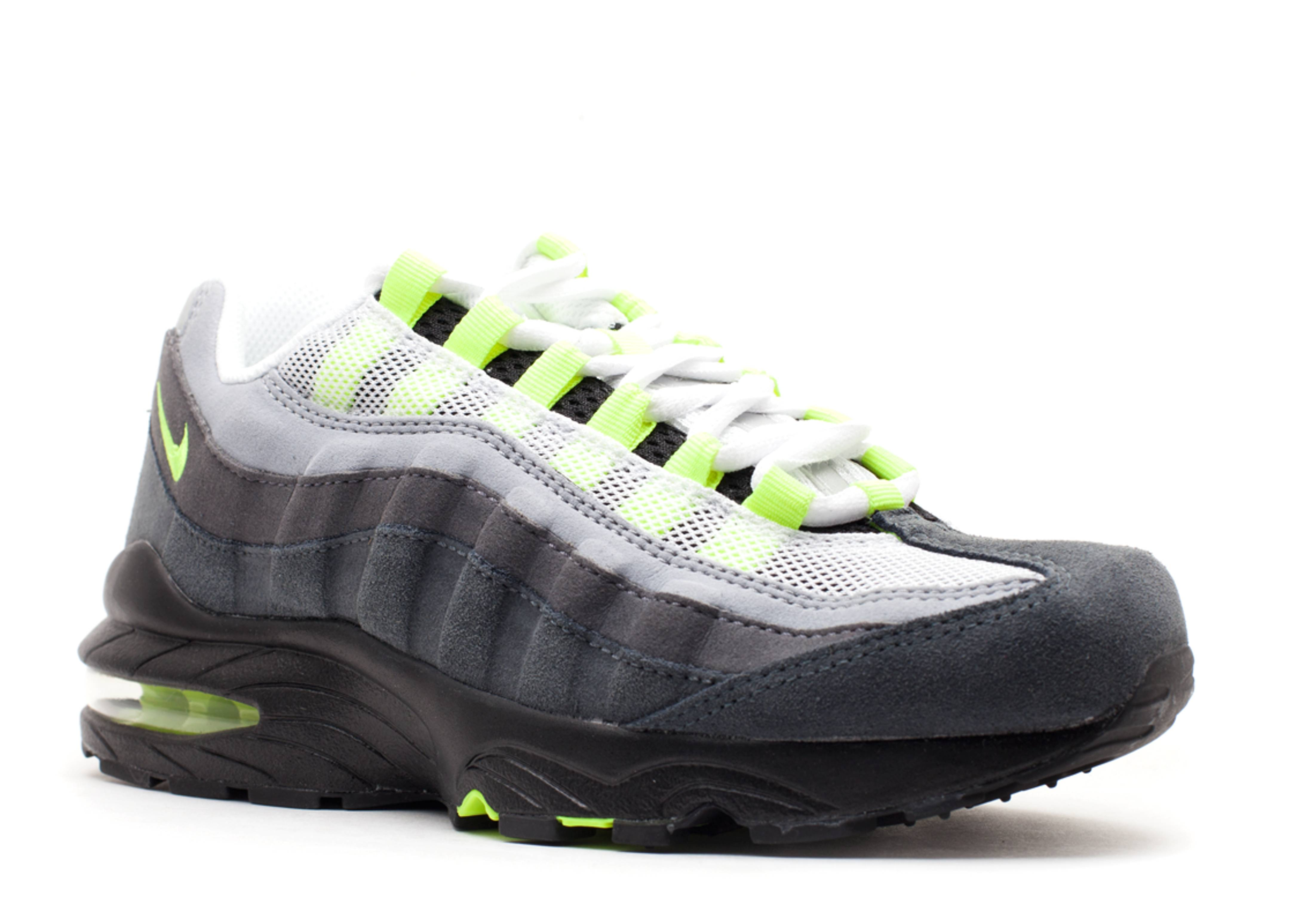 ff54b8d839ed Nike Air Max 1 Shoes Neon Yellow   The Centre for Contemporary History