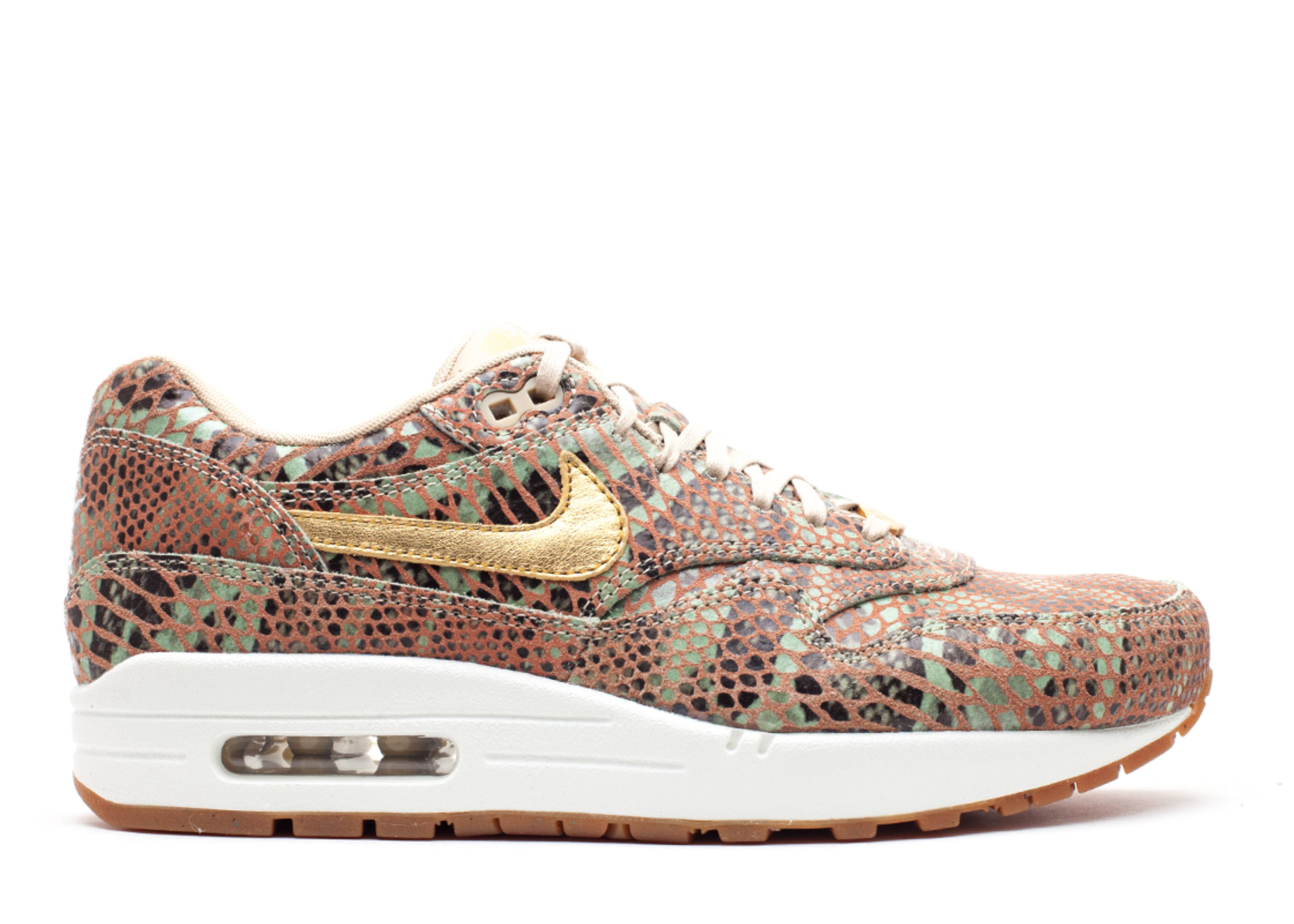 """w's air max 1 yots qs """"year of the snake"""""""