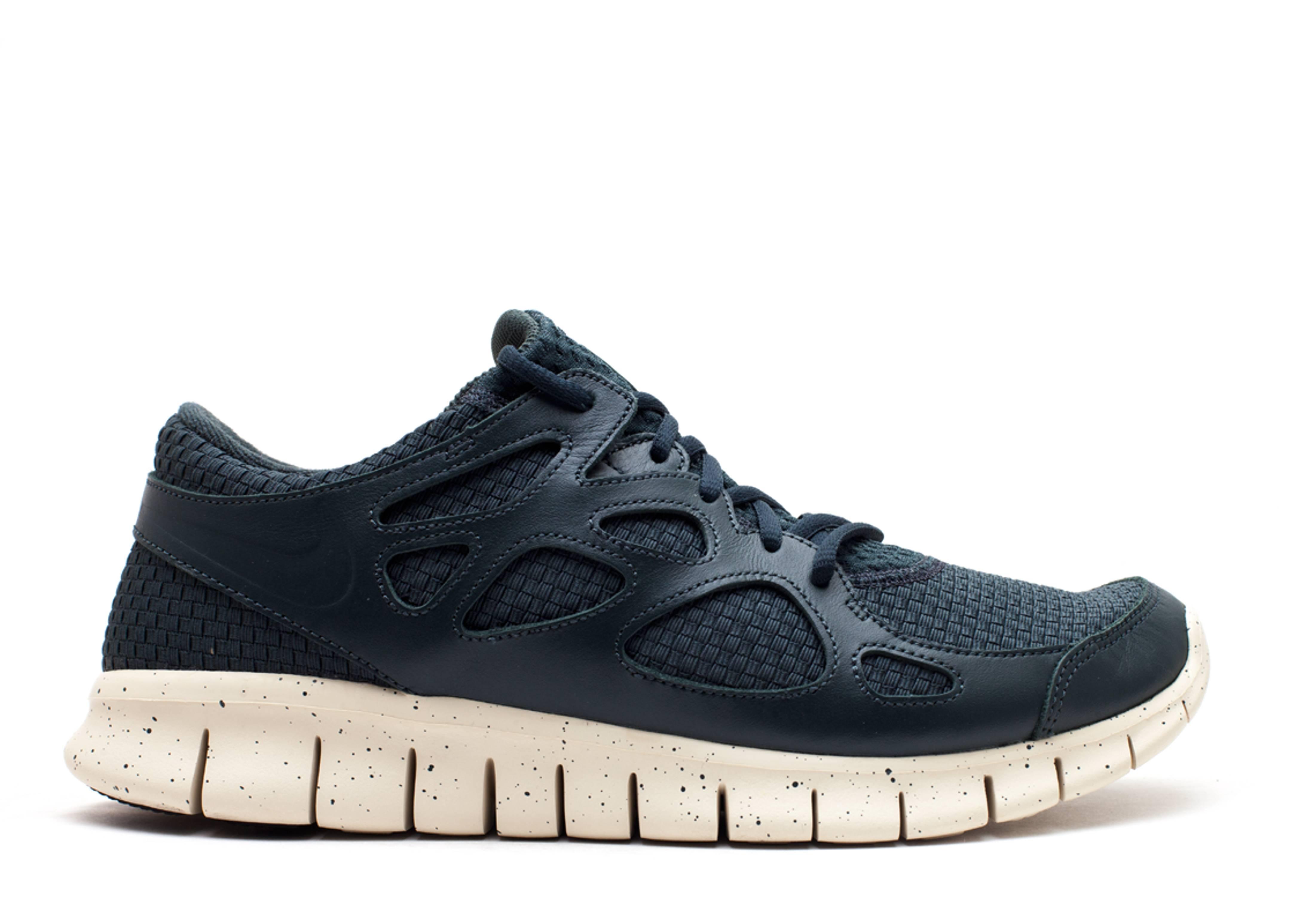 695a6a76cc9 Free Run (+2) Wvn Ltr Nrg - Nike - 553280 331 - seaweed/seaweed ...