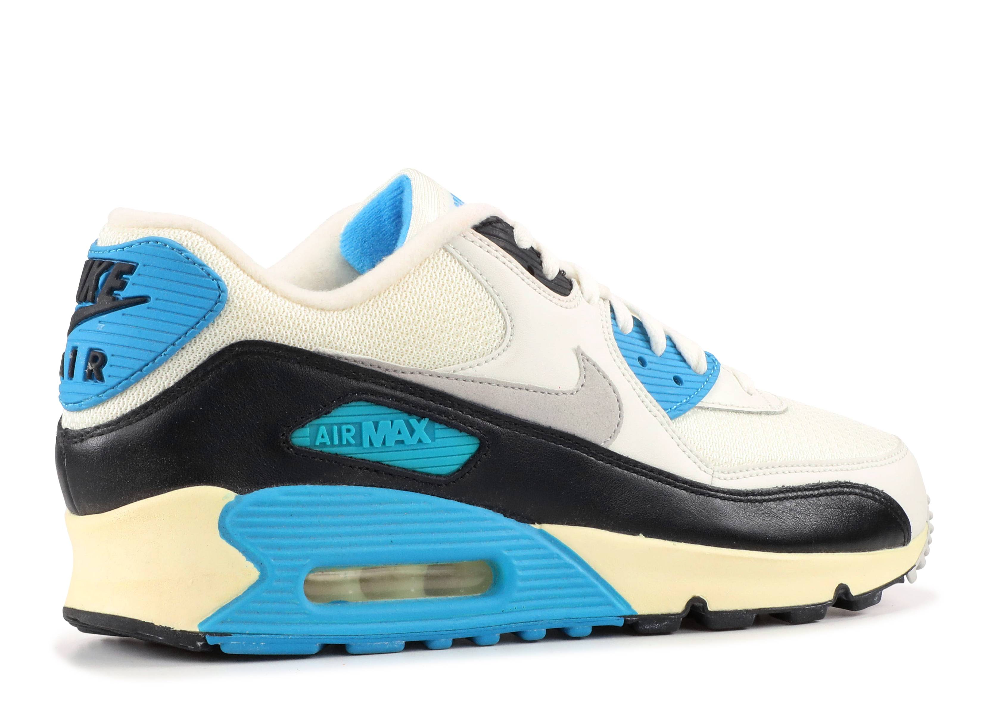 Nike Air Max 90 Laser Blue Retro | Kicks Box