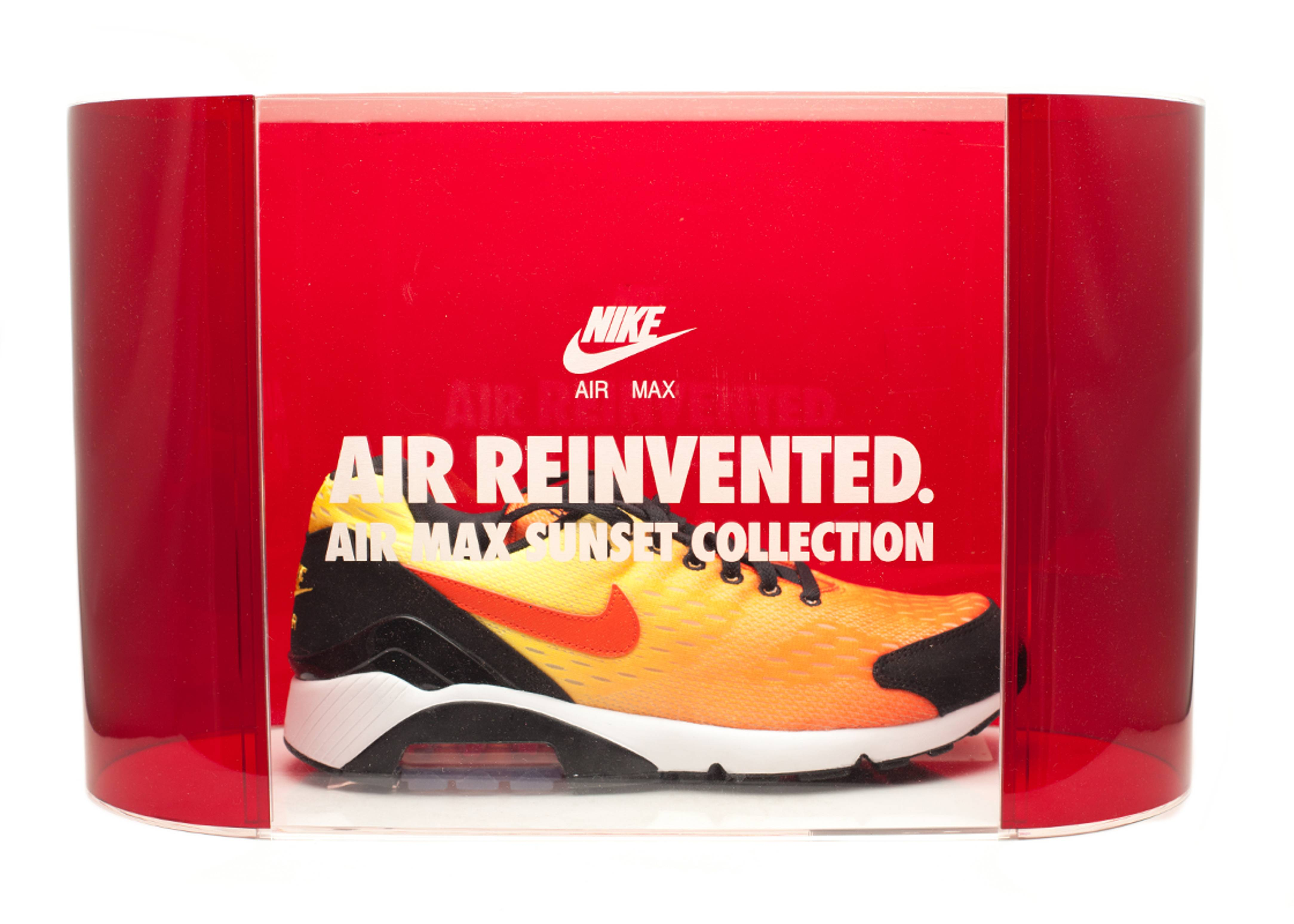 """air max 180 em """"sunset air reinvented air max hunt"""""""
