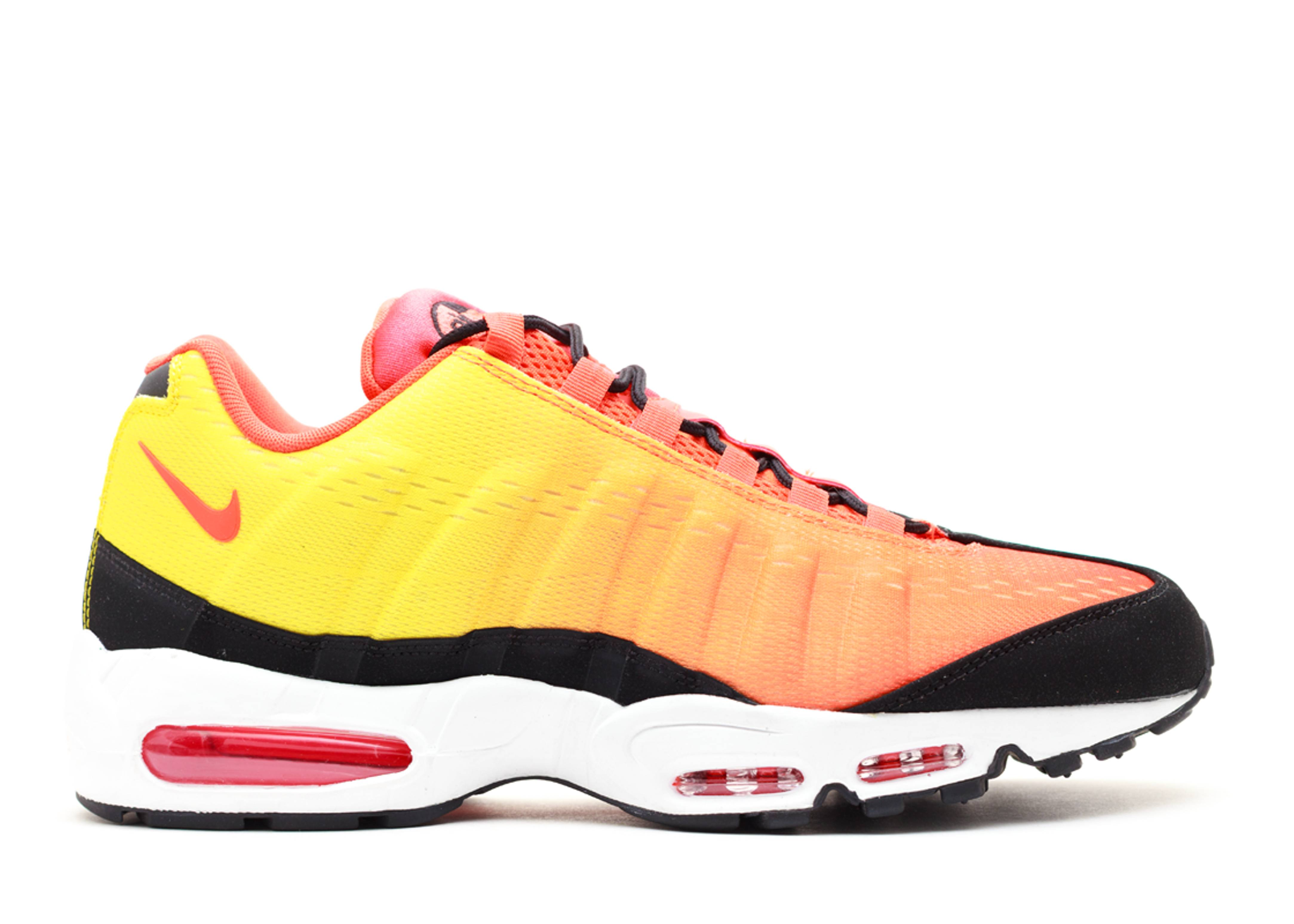 "air max 95 em ""sunset pack"""