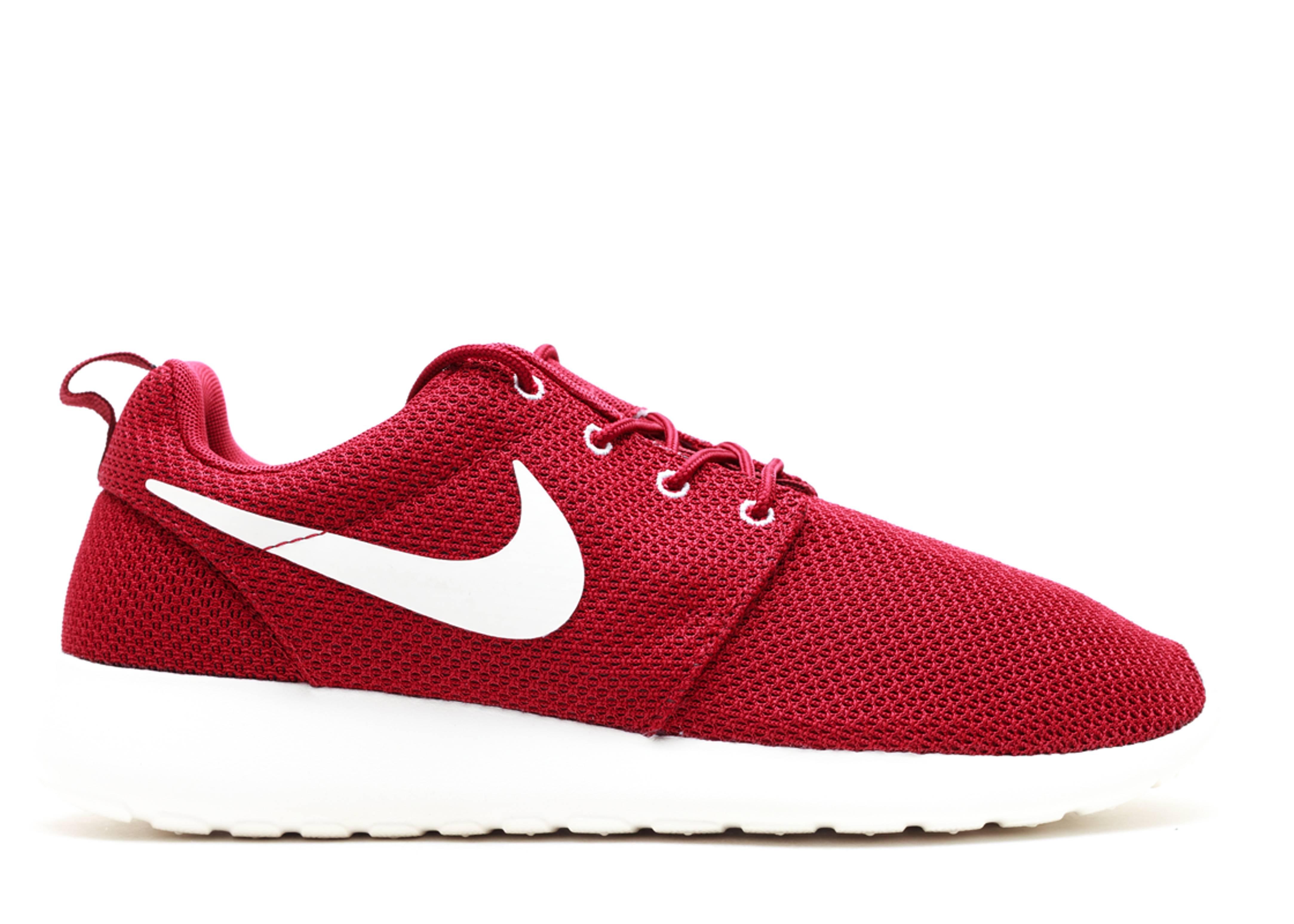 vente 2014 Nike Roshe Équipe Courir Damen Voile Rouge Ave pas cher confortable vente dernières collections FCNIRNfQ