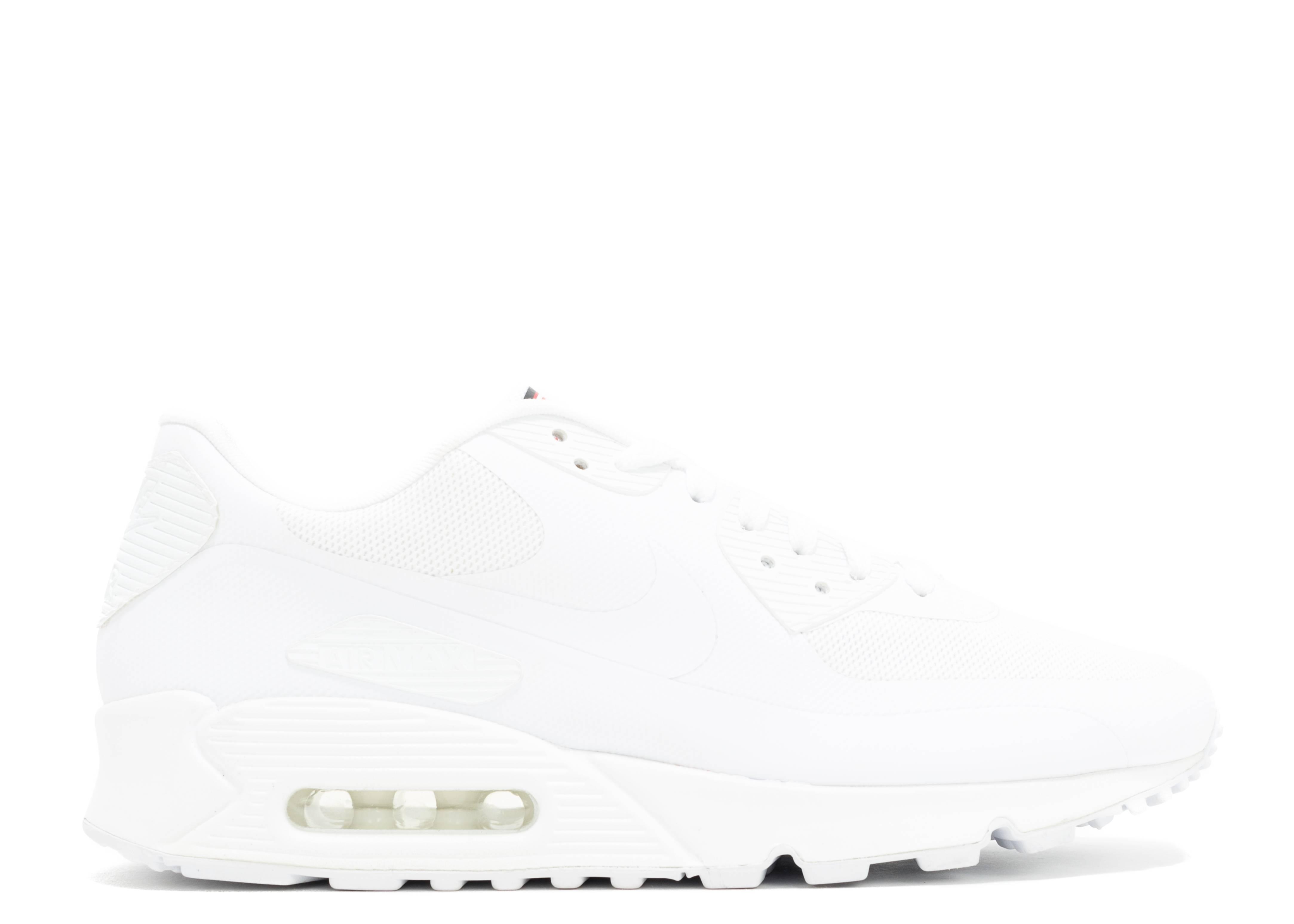nike air max 90s white