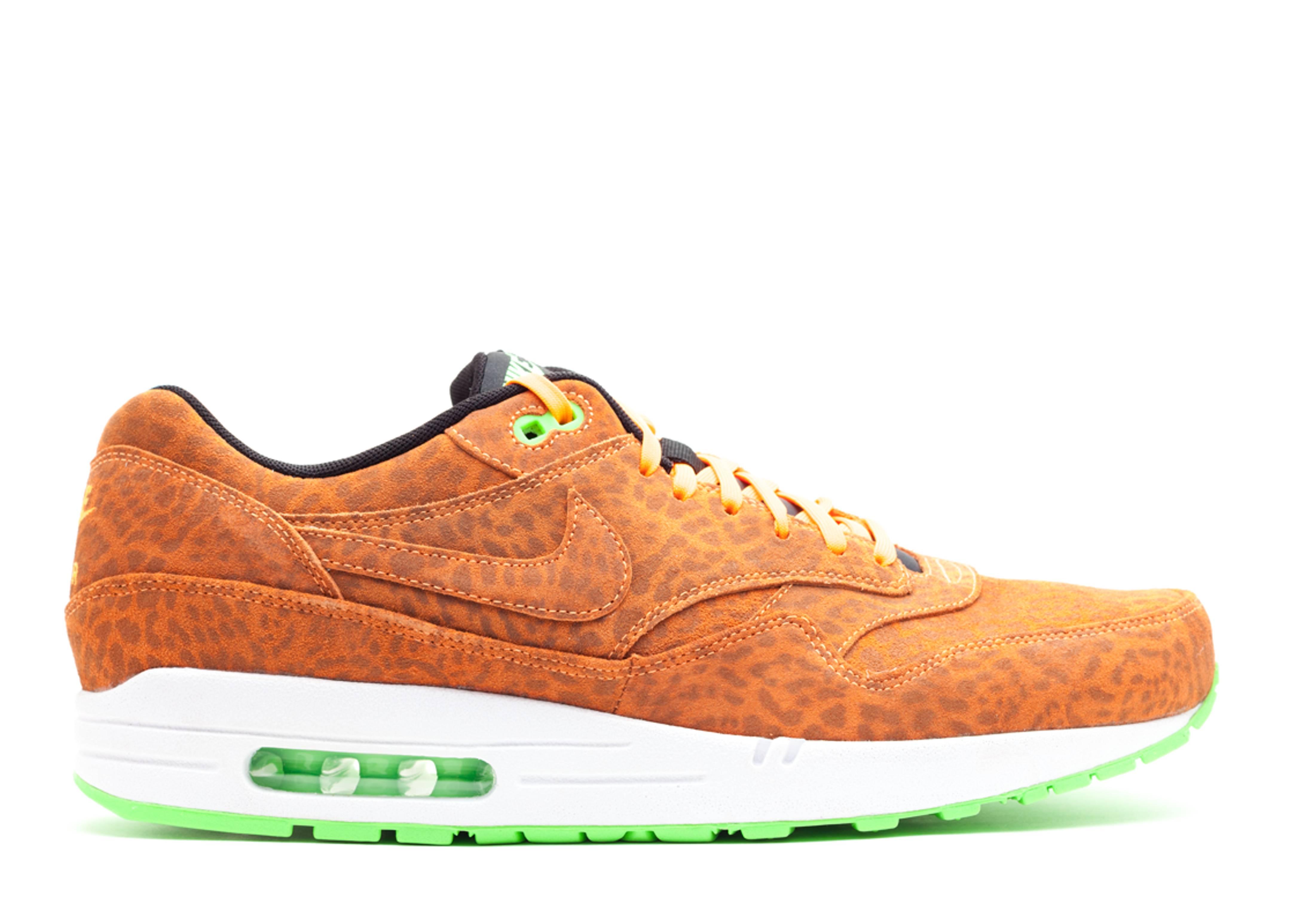"""air max 1 fb """"orange leopard"""""""