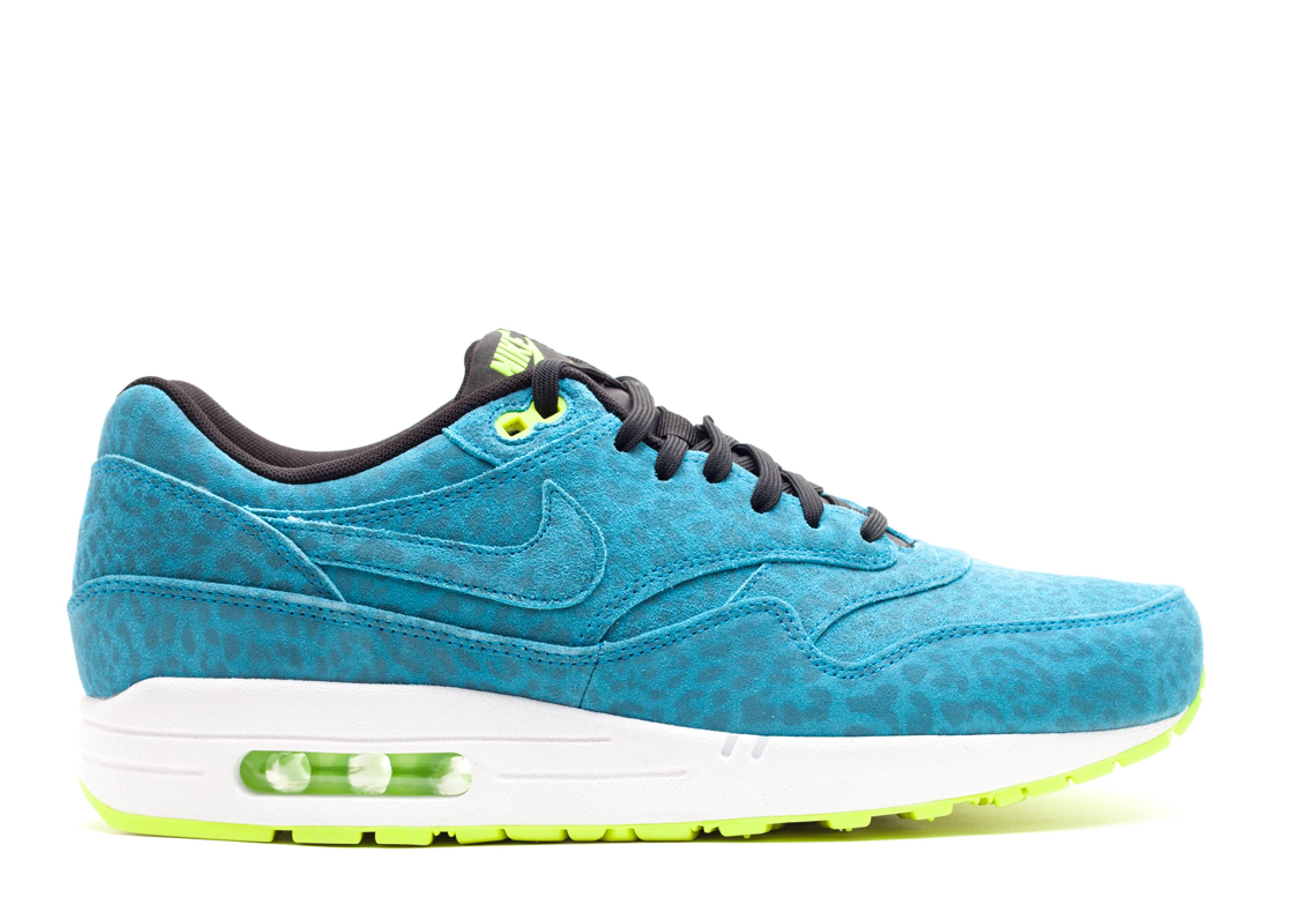 """air max 1 fb """"blue leopard"""""""