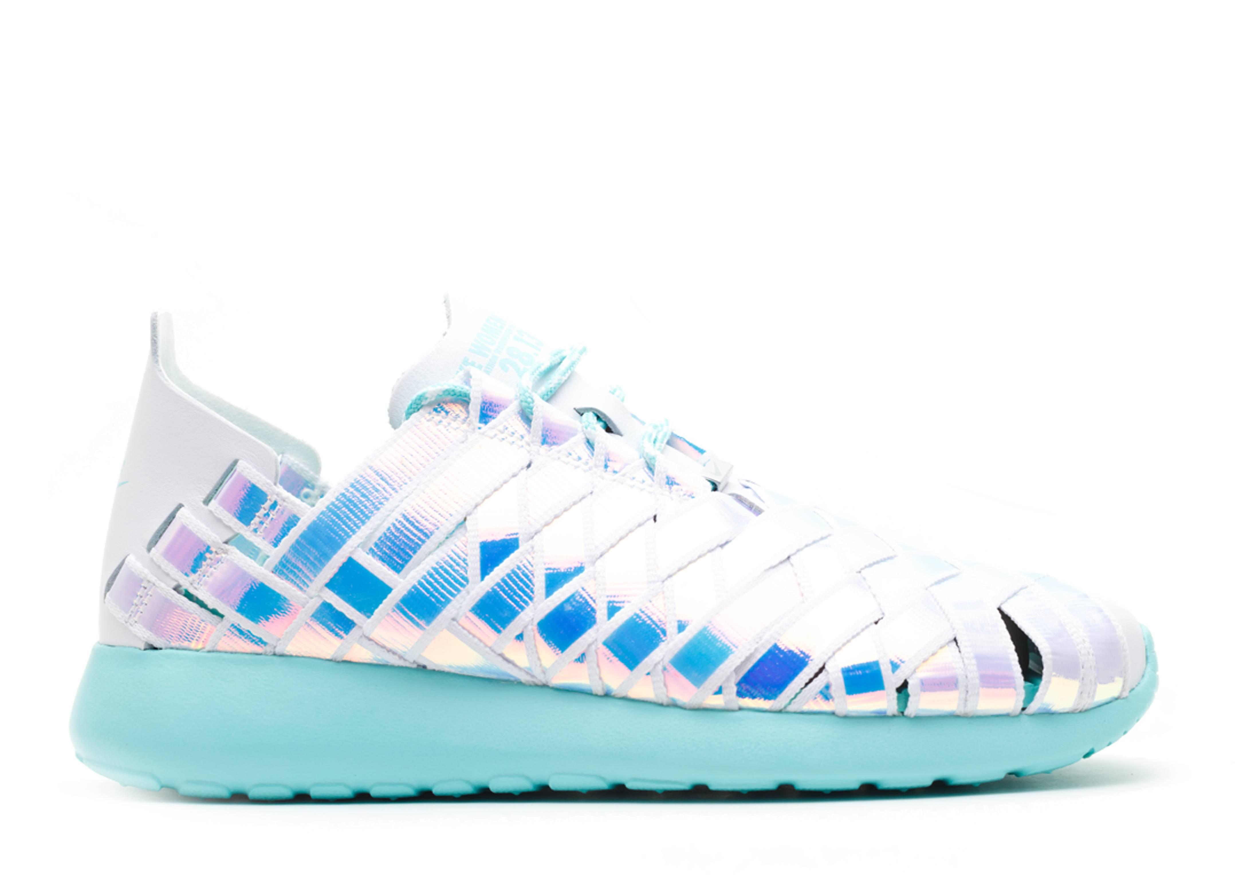 e1df9e50b74f Nike Roshe Run Woven Turquoise