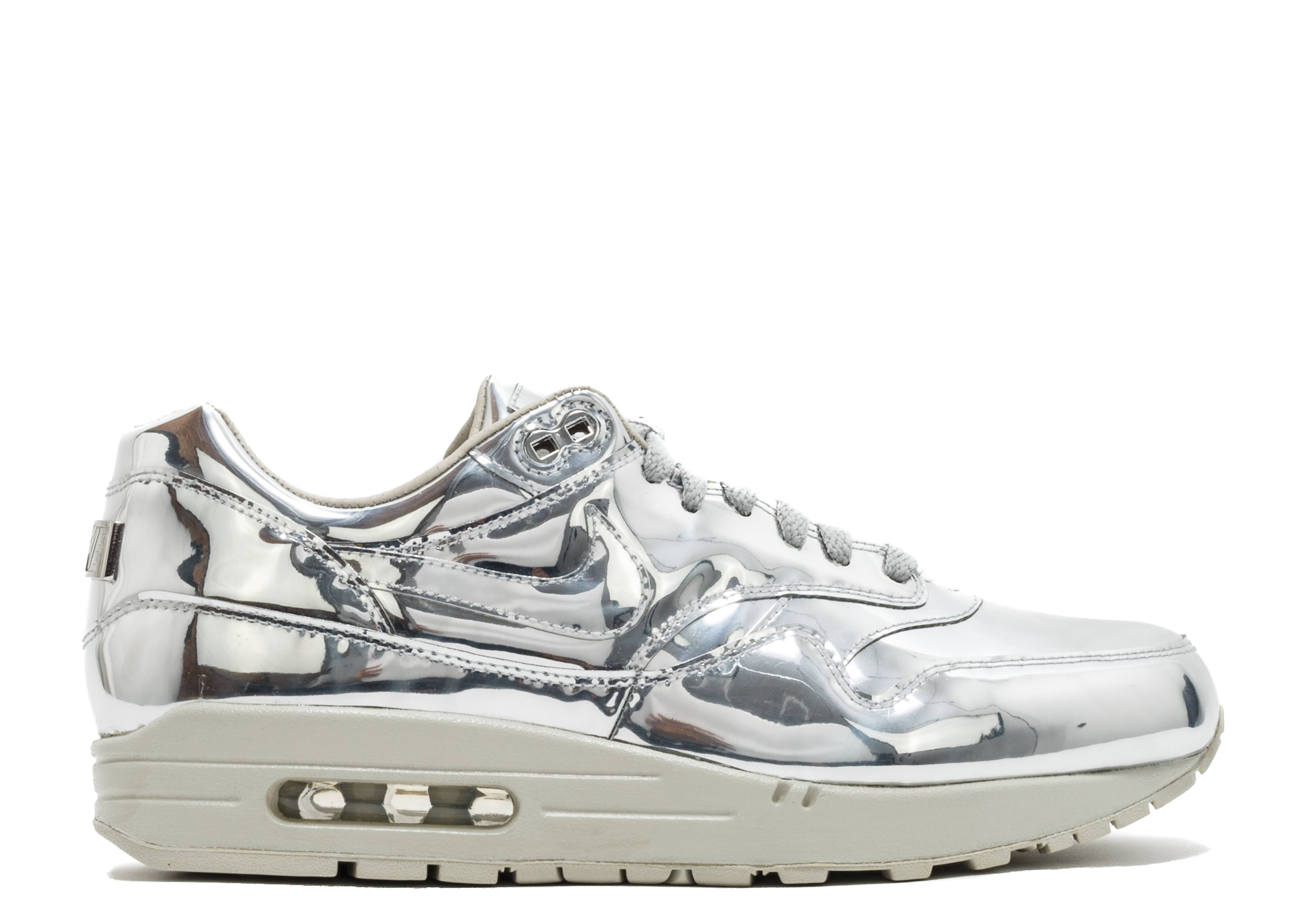 "w's air max 1 sp ""liquid silver"""
